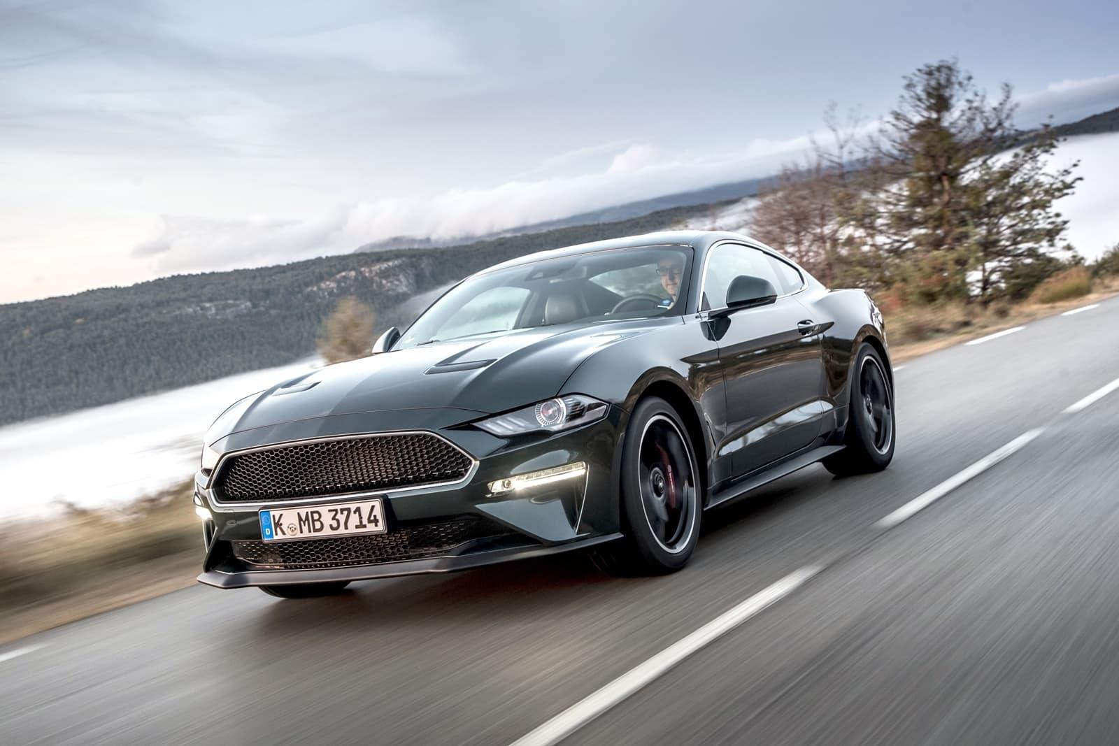 Ford Mustang Bullitt 2018 1018 014