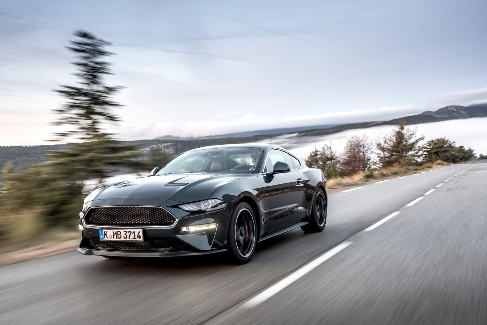 Ford Mustang Bullitt 2018 1018 015