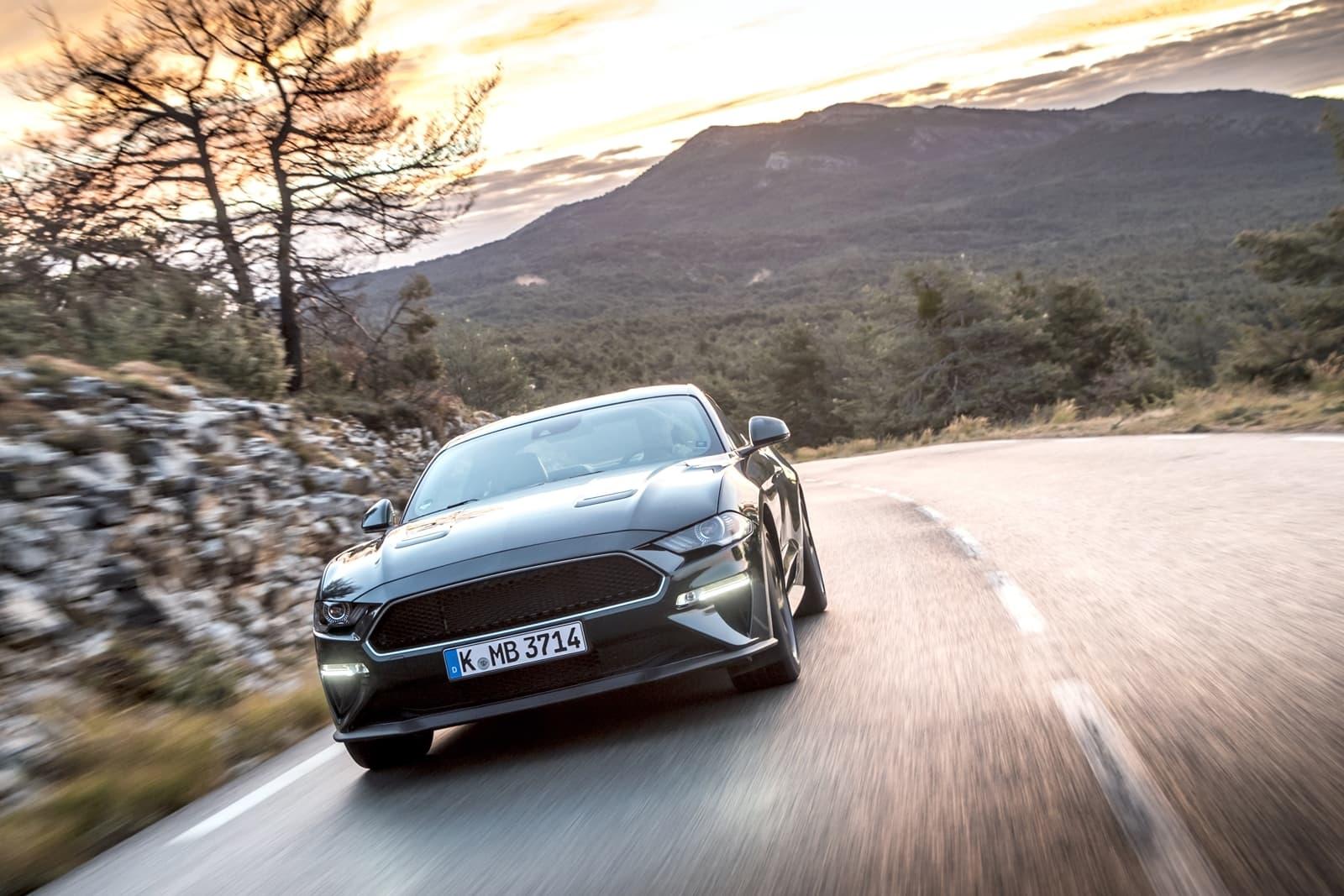 Ford Mustang Bullitt 2018 1018 016