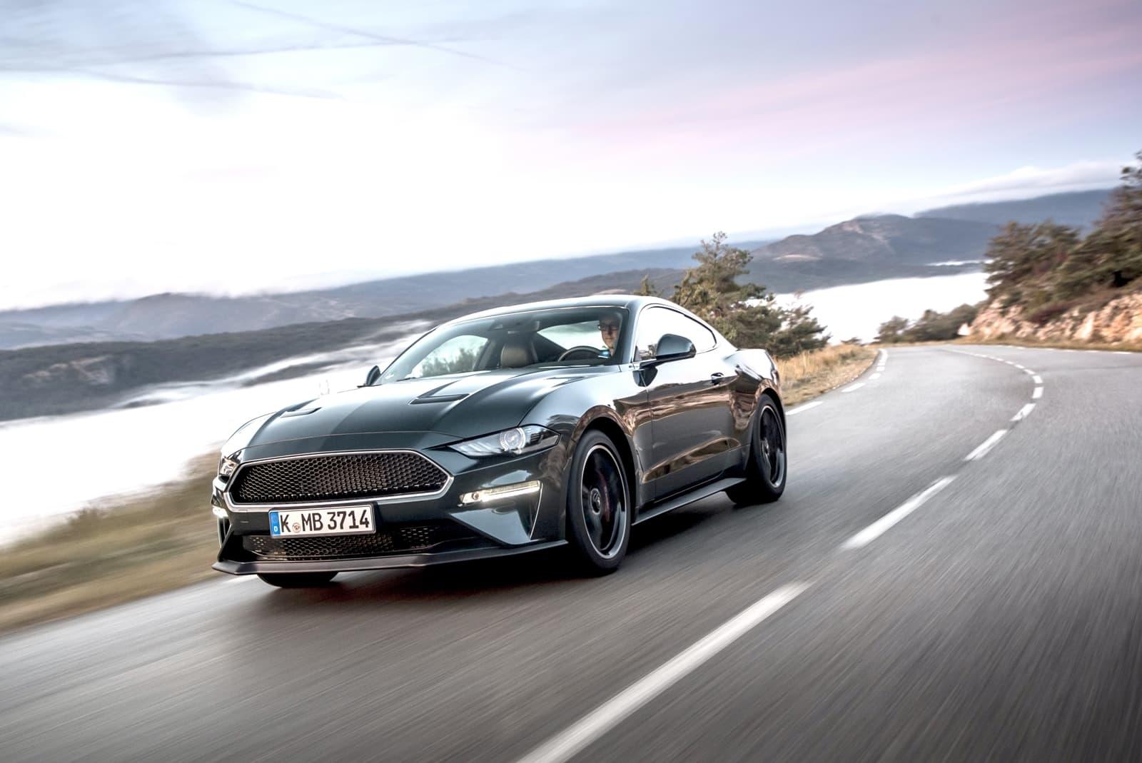 Ford Mustang Bullitt 2018 1018 017