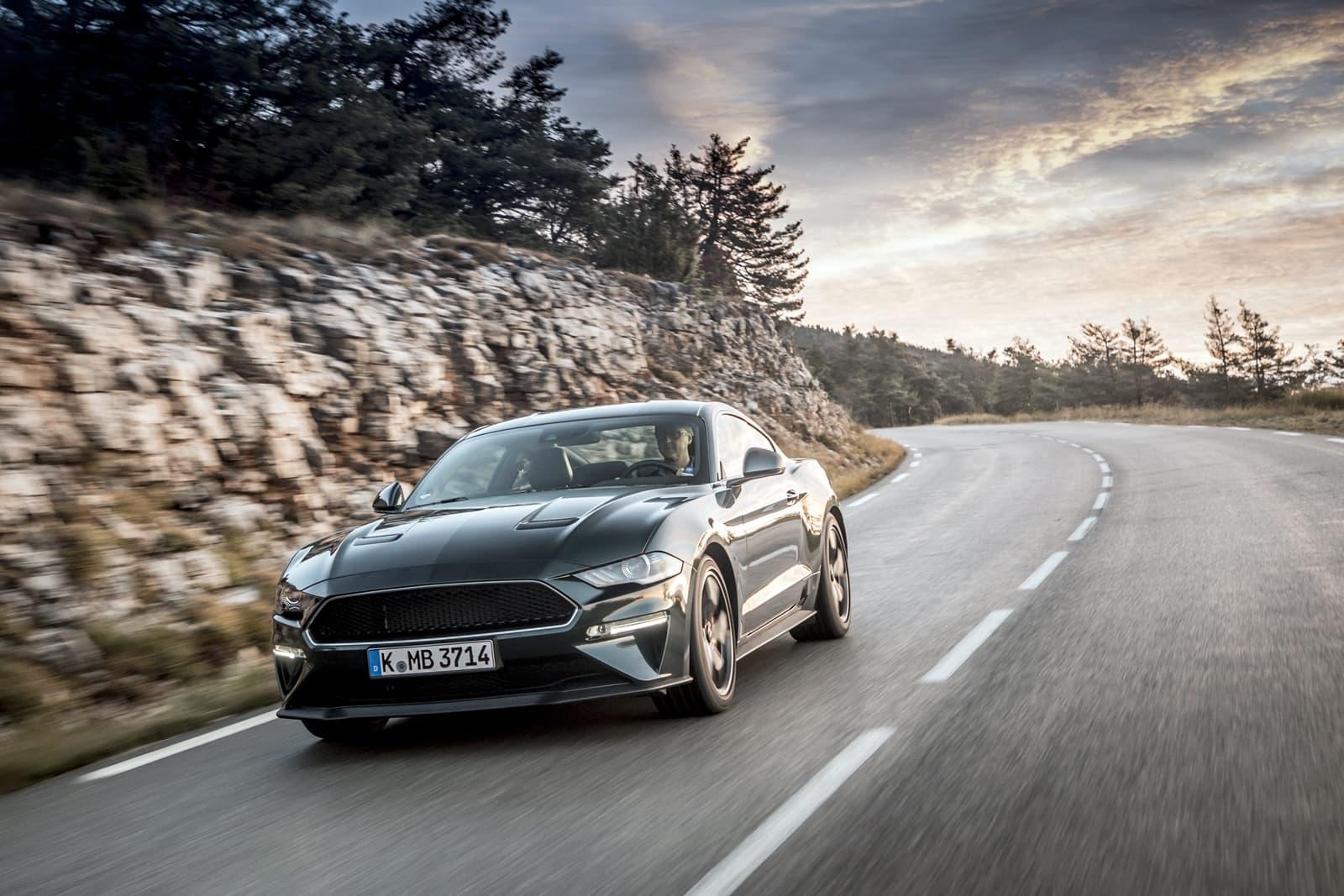 Ford Mustang Bullitt 2018 1018 018