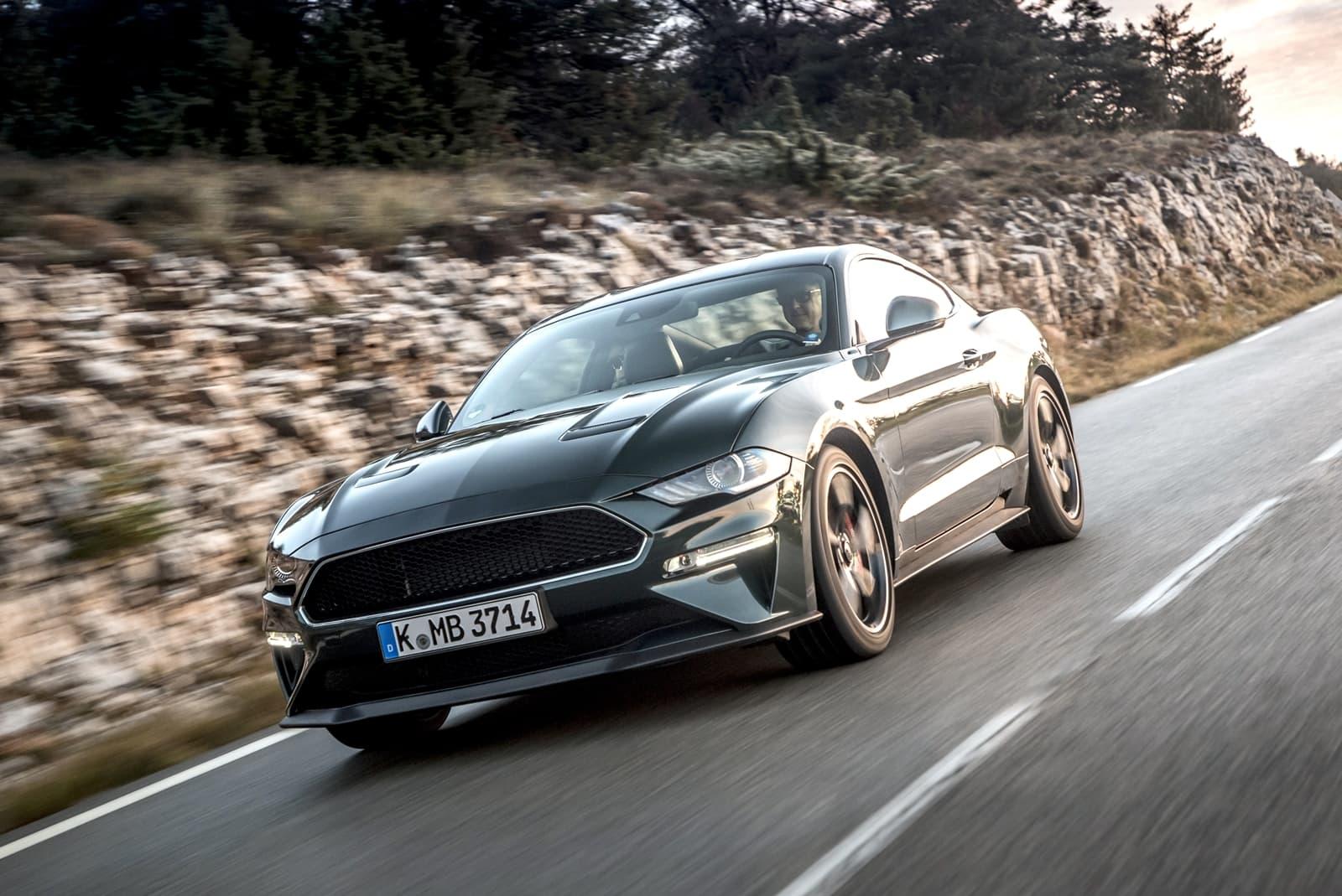 Ford Mustang Bullitt 2018 1018 019