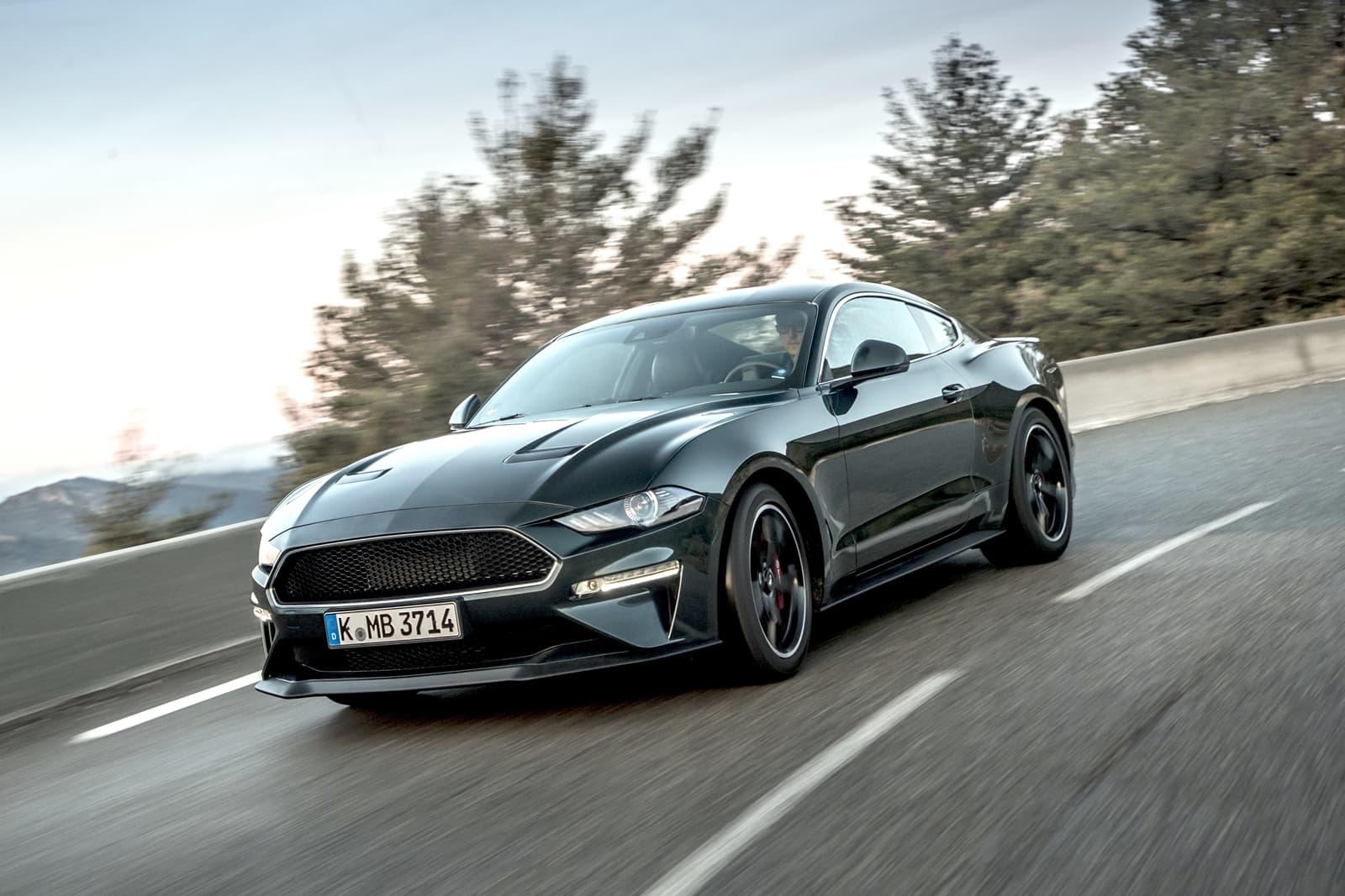 Ford Mustang Bullitt 2018 1018 020