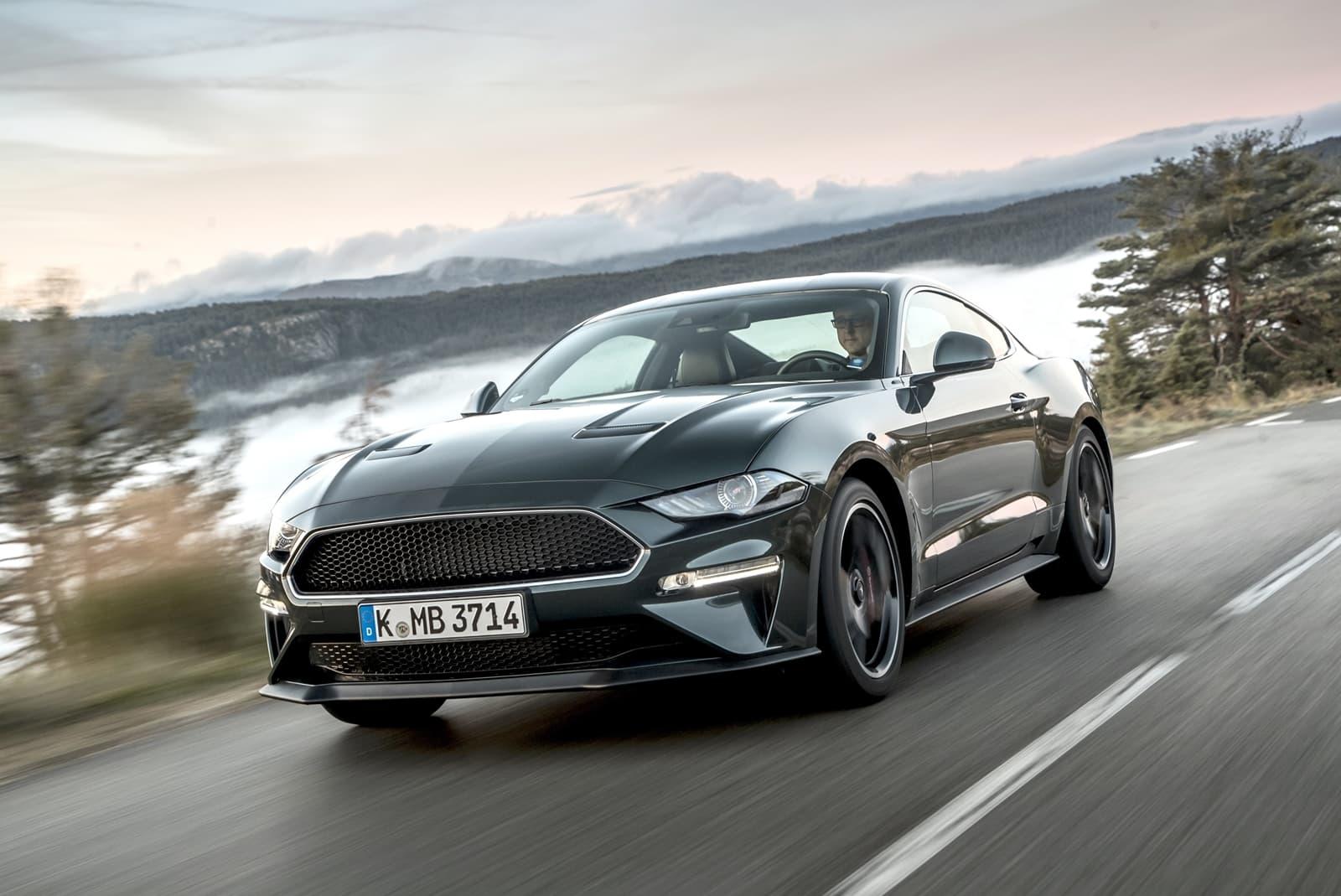 Ford Mustang Bullitt 2018 1018 021