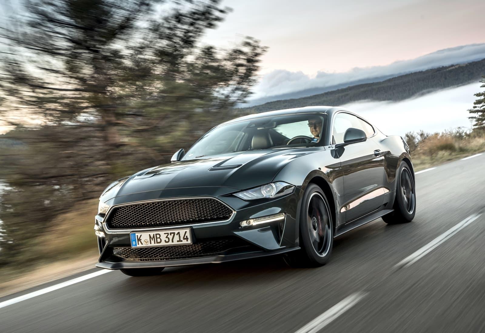 Ford Mustang Bullitt 2018 1018 022