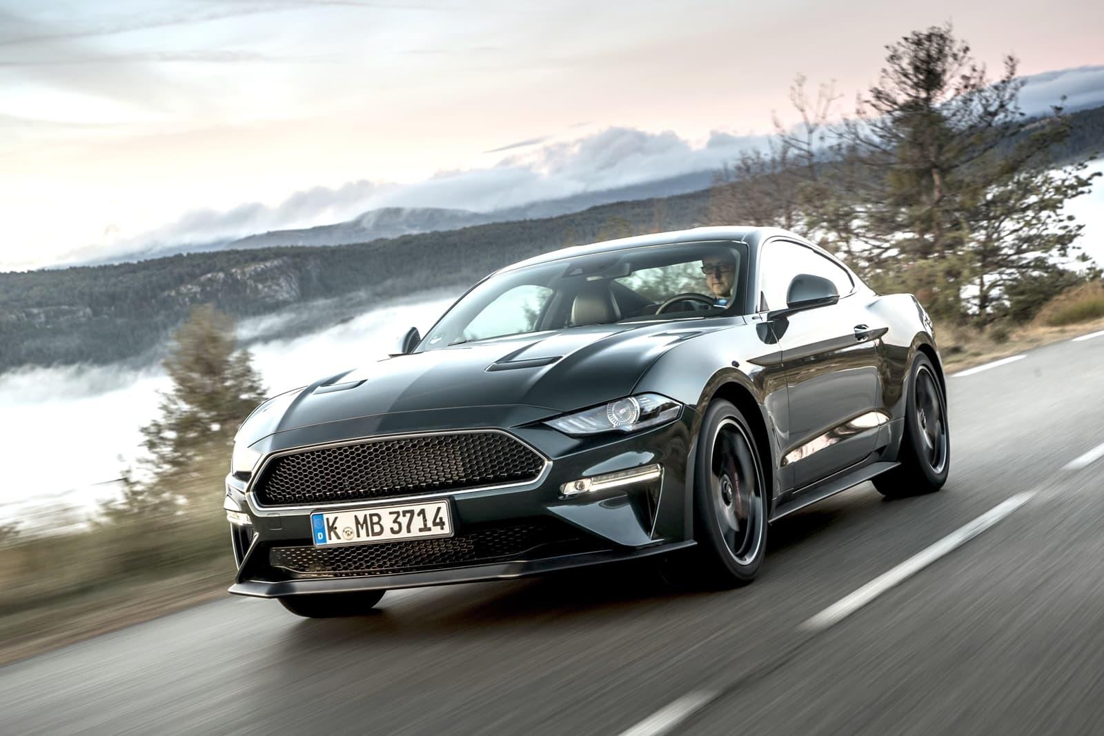 Ford Mustang Bullitt 2018 1018 023