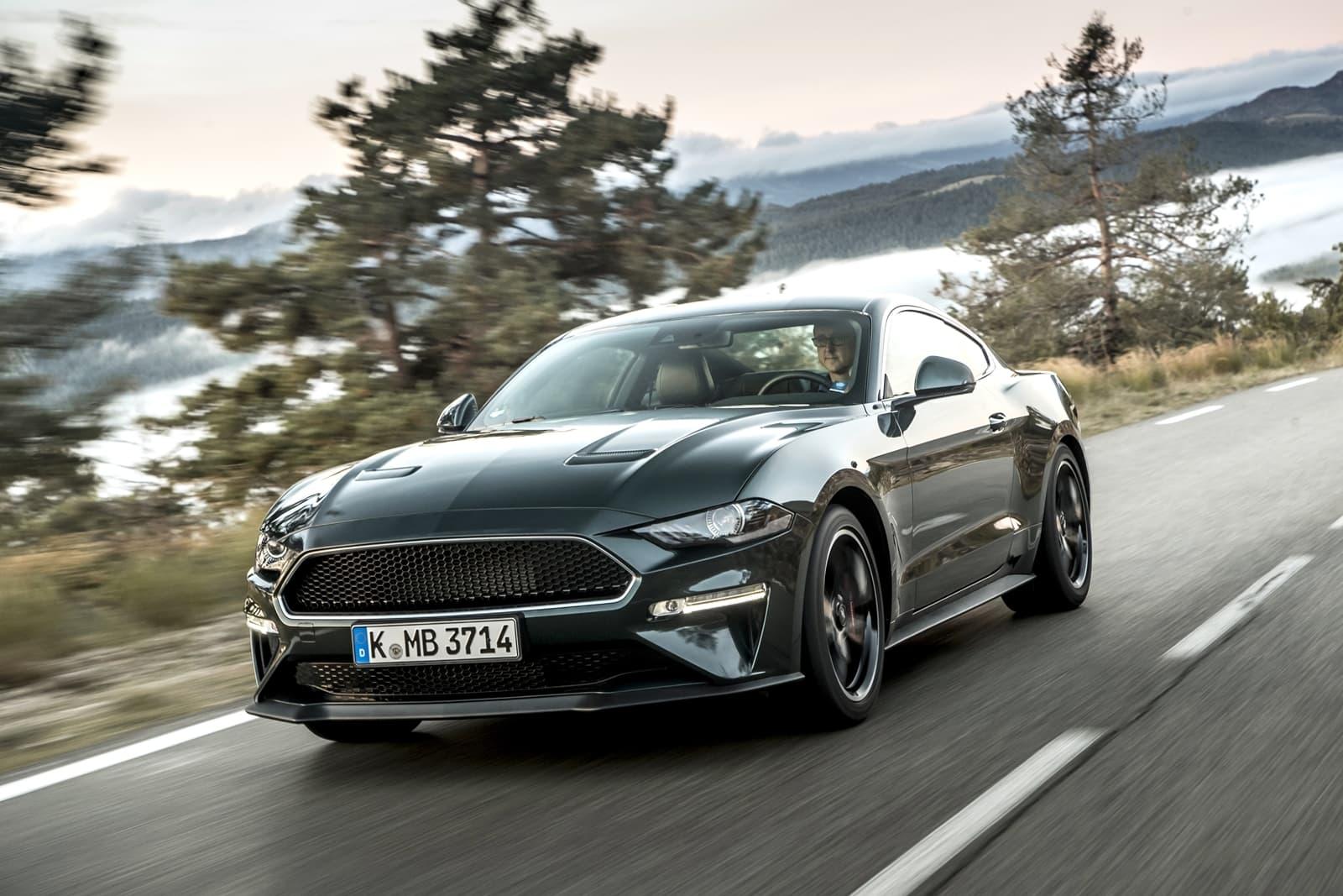 Ford Mustang Bullitt 2018 1018 026