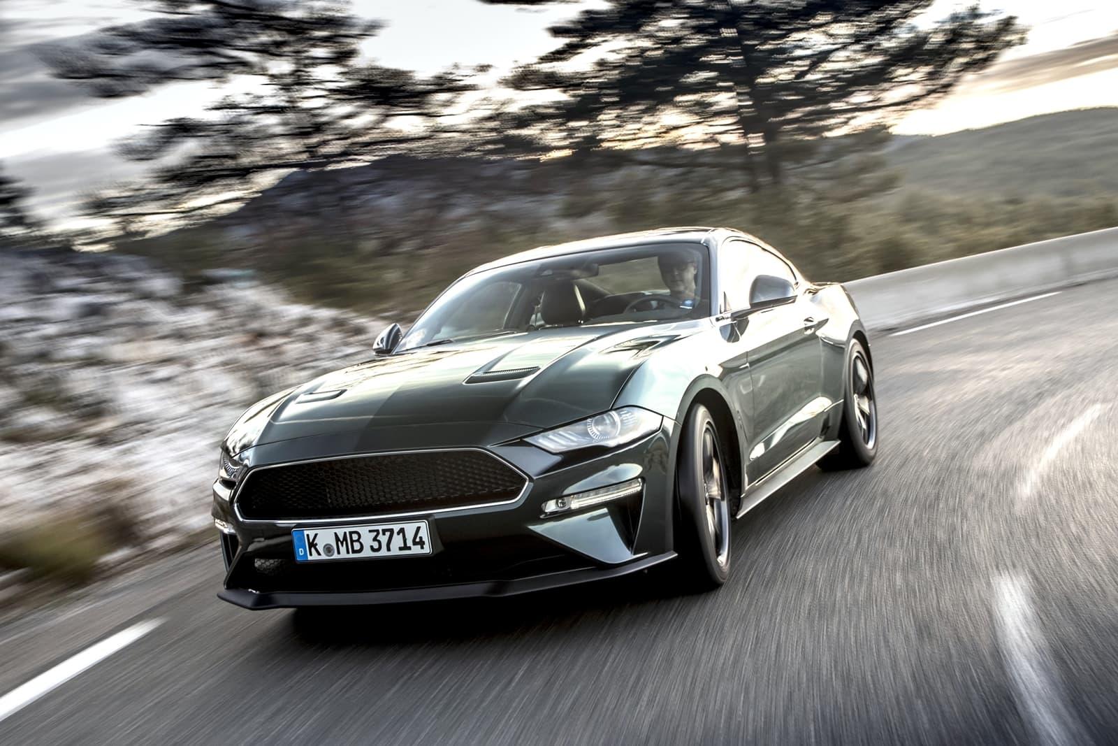 Ford Mustang Bullitt 2018 1018 029