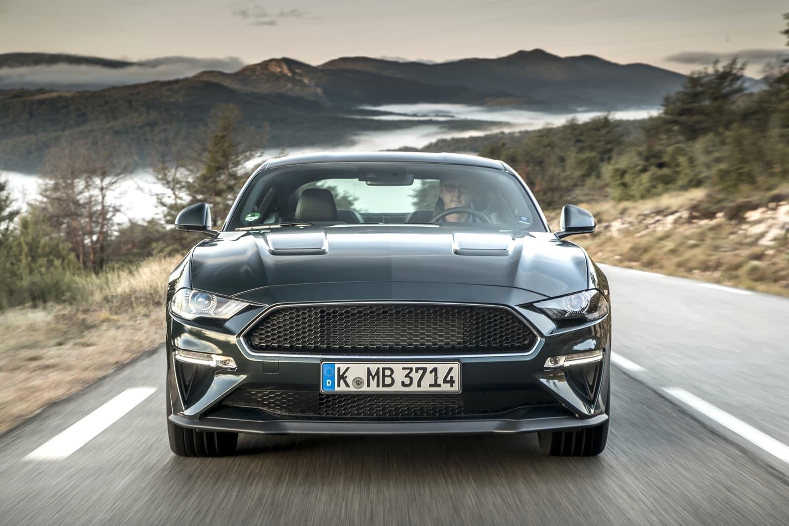 Ford Mustang Bullitt 2018 1018 030