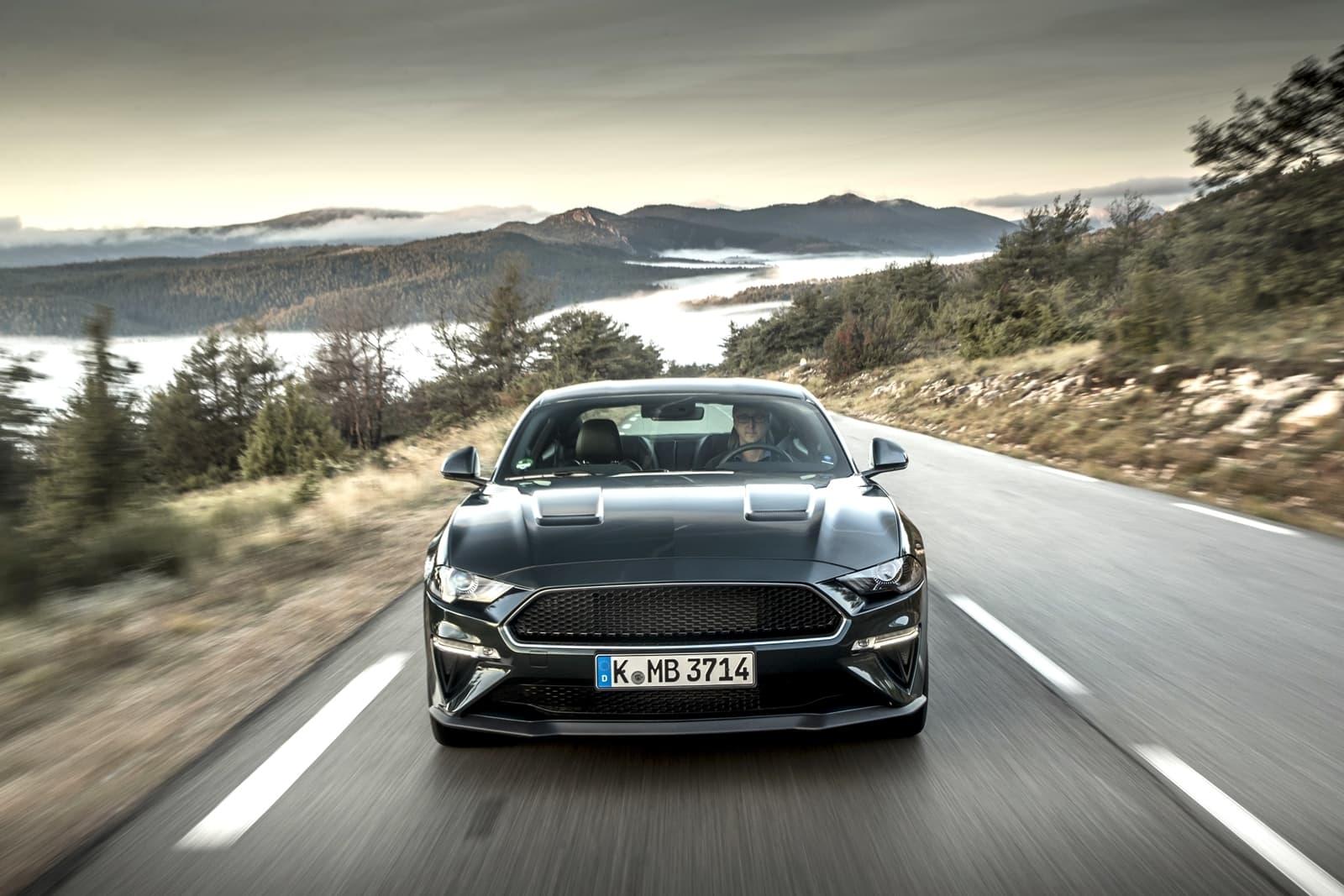 Ford Mustang Bullitt 2018 1018 037