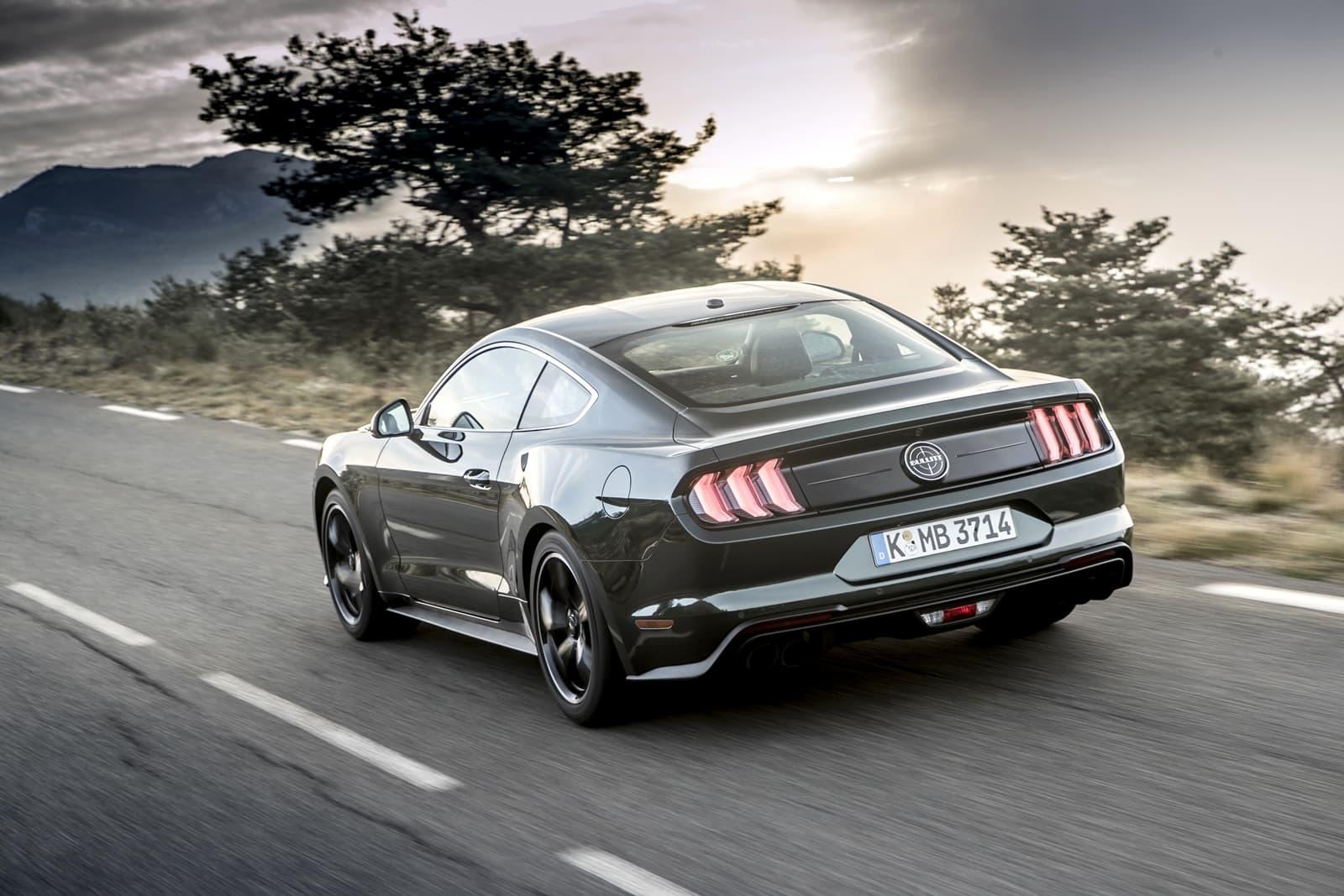 Ford Mustang Bullitt 2018 1018 038