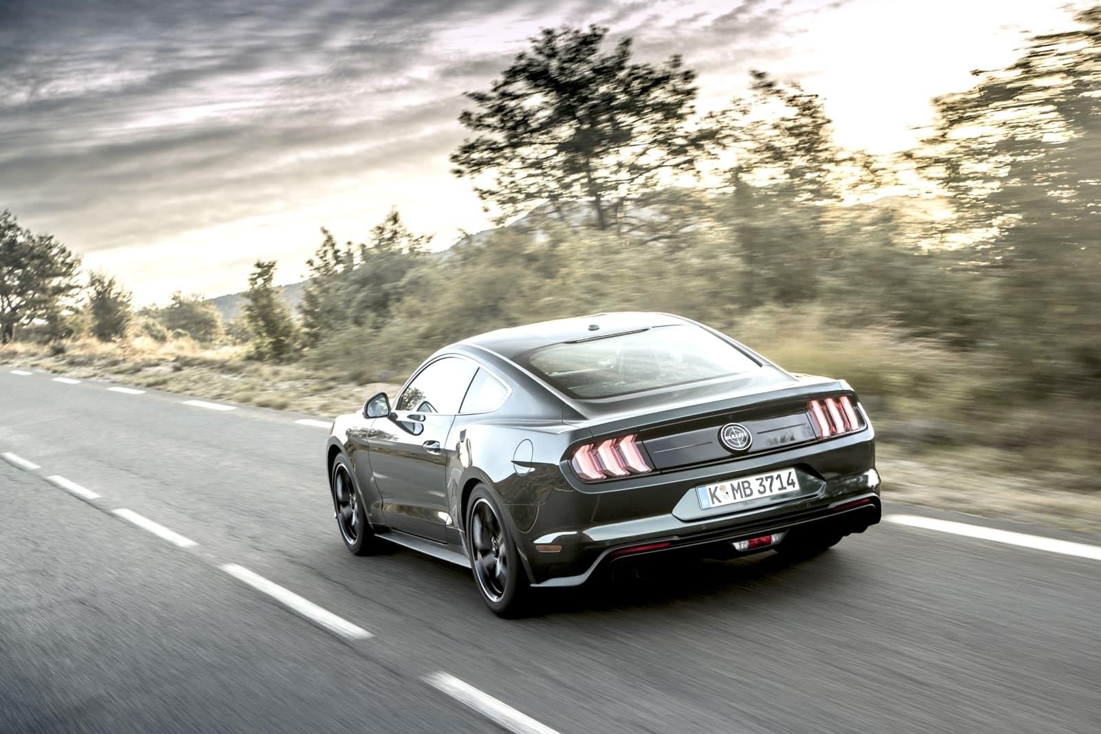 Ford Mustang Bullitt 2018 1018 039