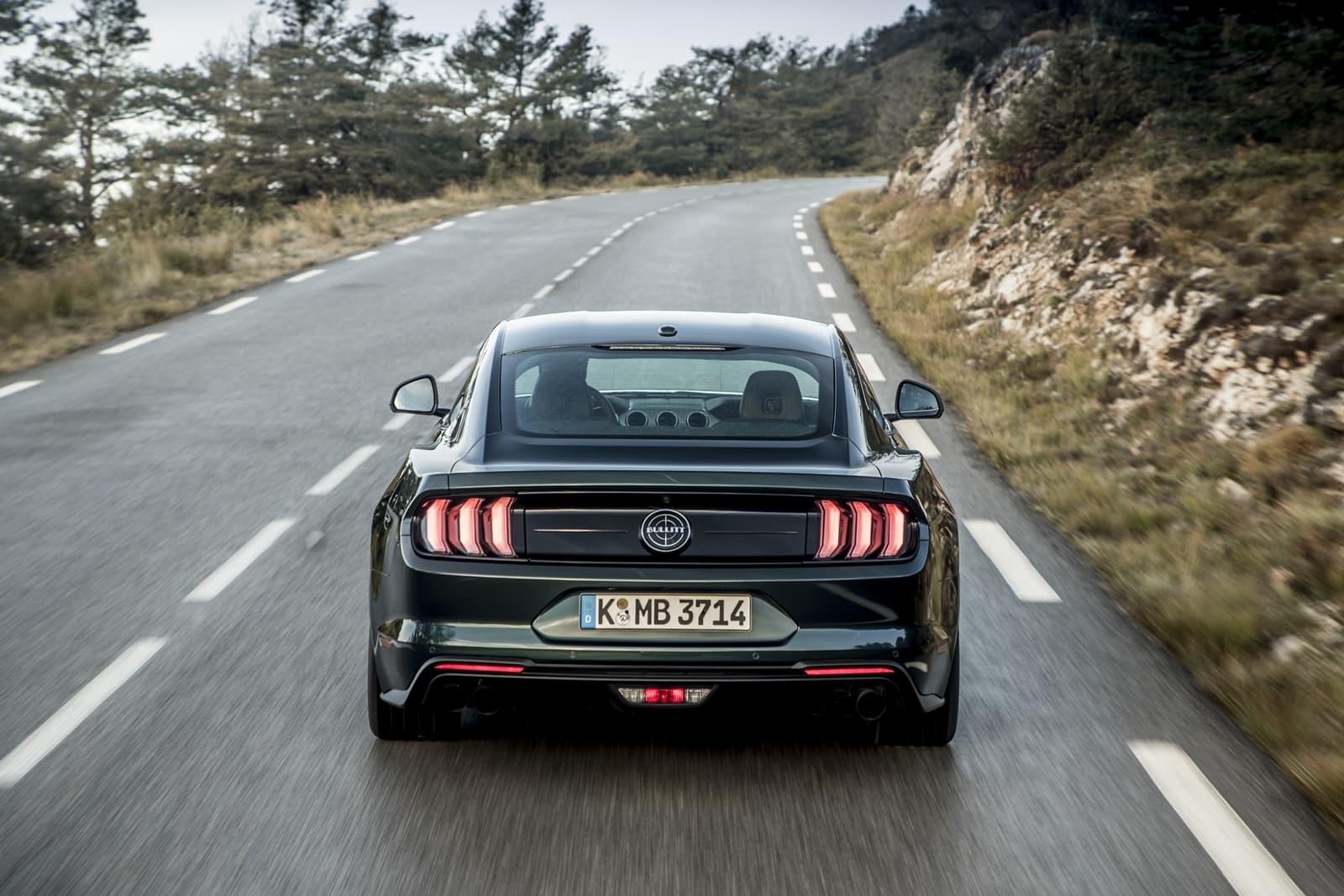 Ford Mustang Bullitt 2018 1018 040