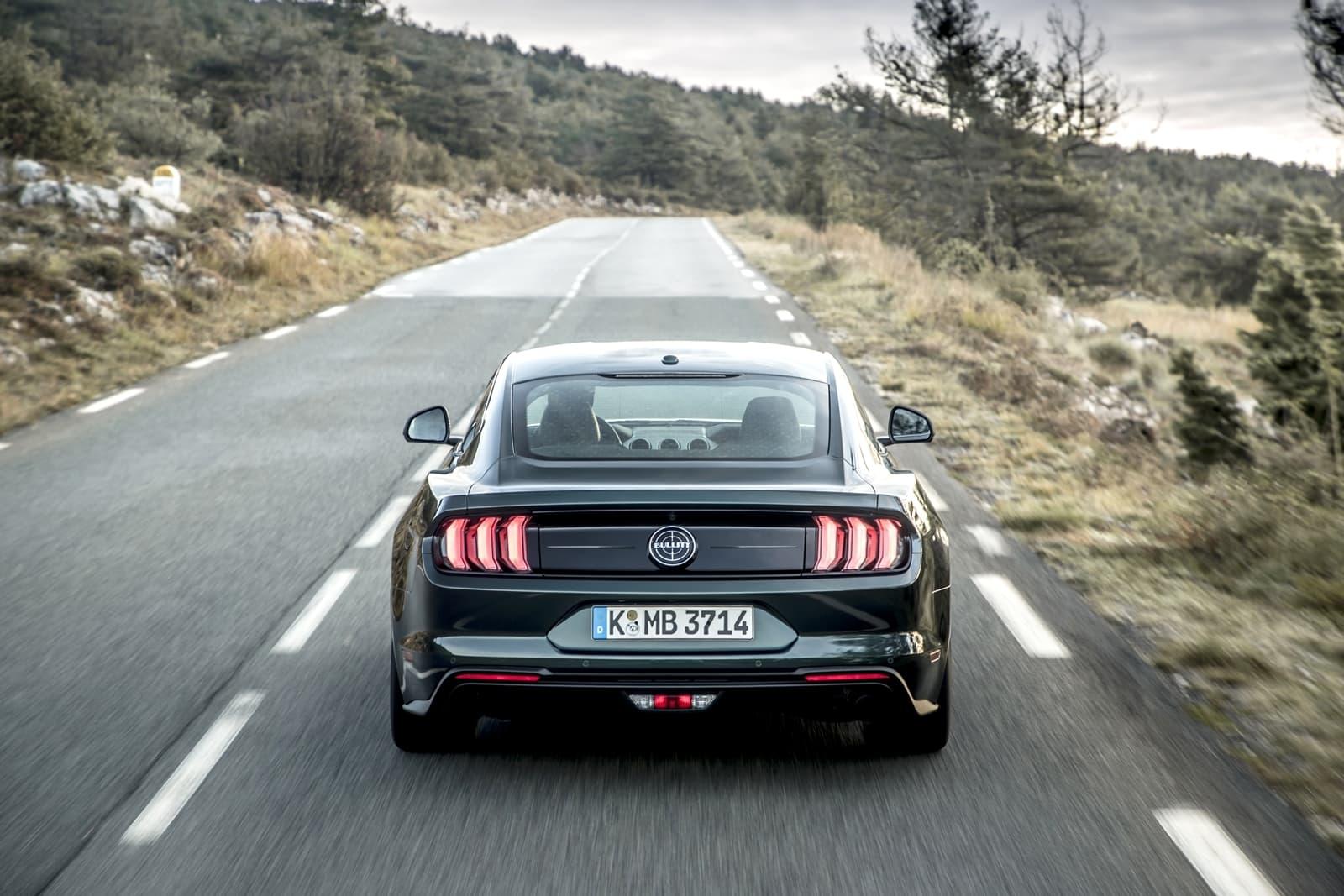 Ford Mustang Bullitt 2018 1018 042