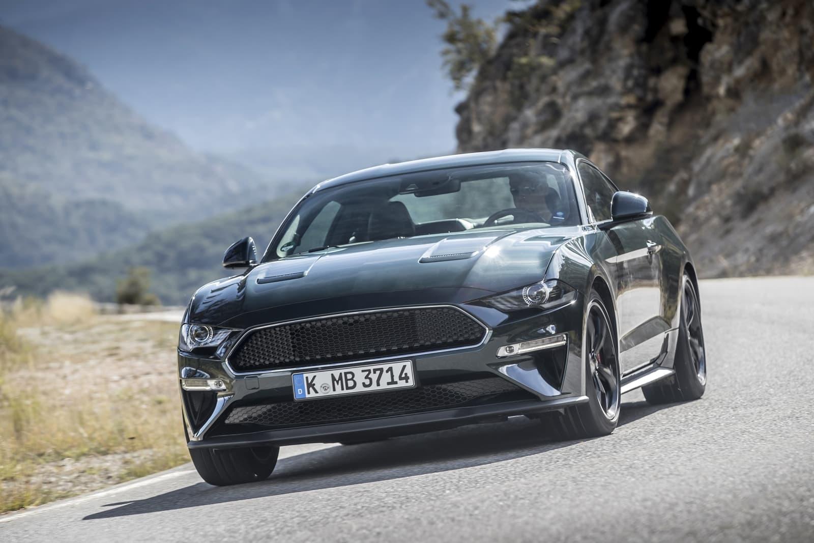 Ford Mustang Bullitt 2018 1018 046