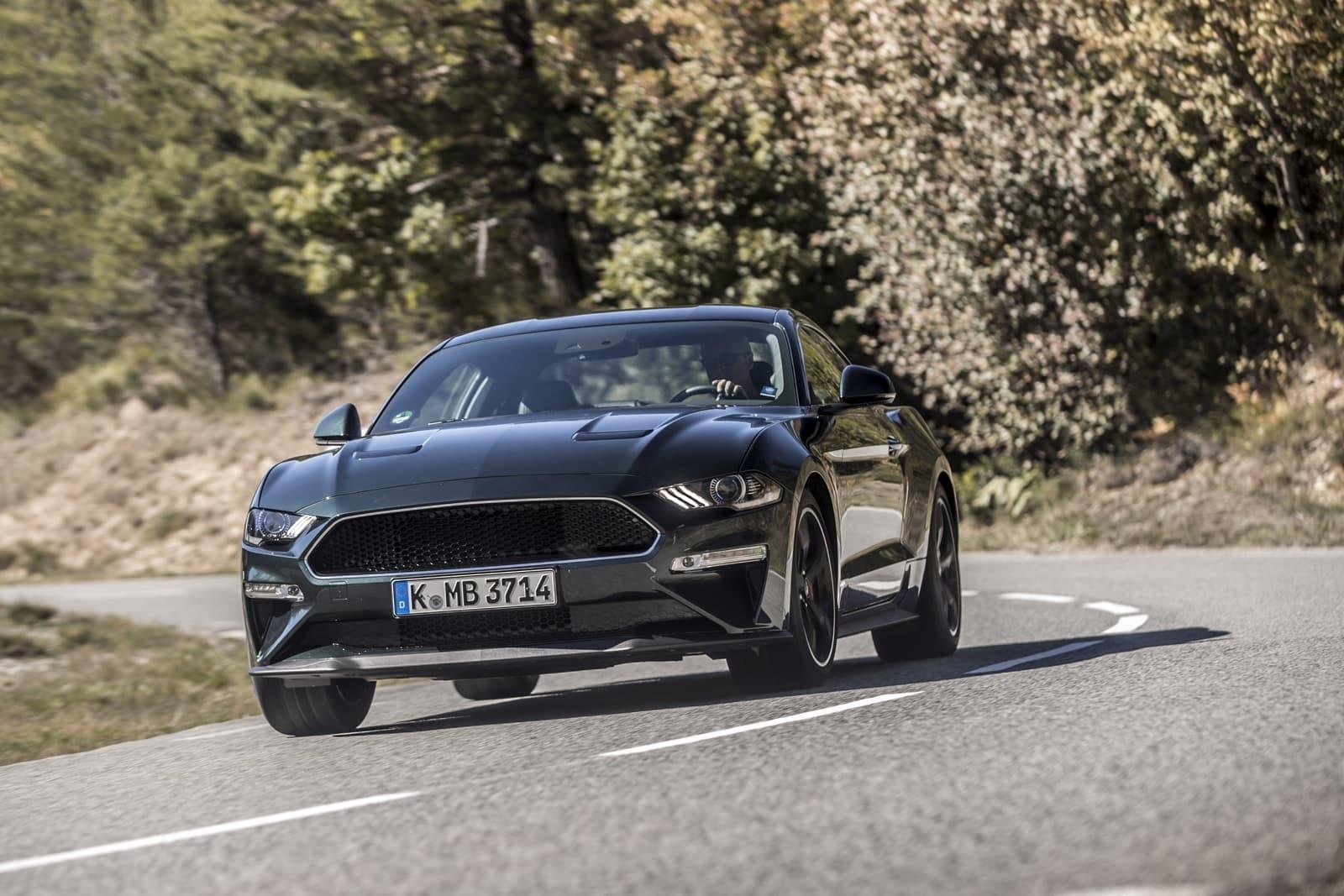 Ford Mustang Bullitt 2018 1018 047