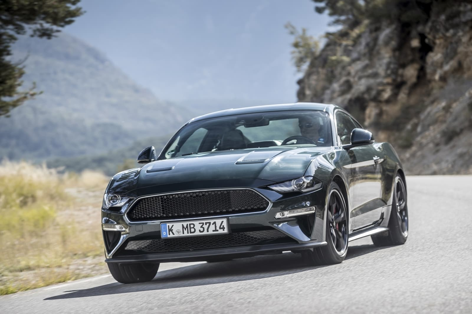 Ford Mustang Bullitt 2018 1018 049