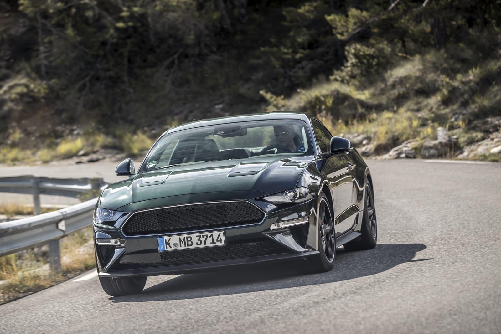 Ford Mustang Bullitt 2018 1018 050