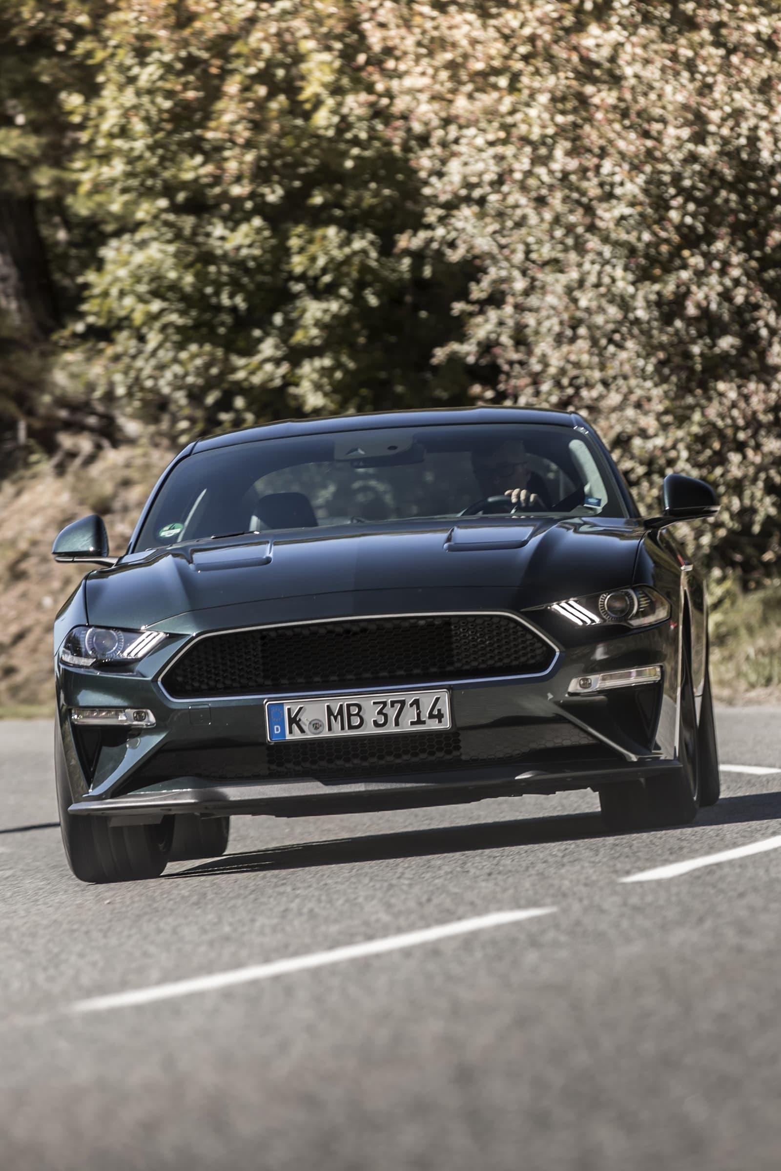 Ford Mustang Bullitt 2018 1018 054