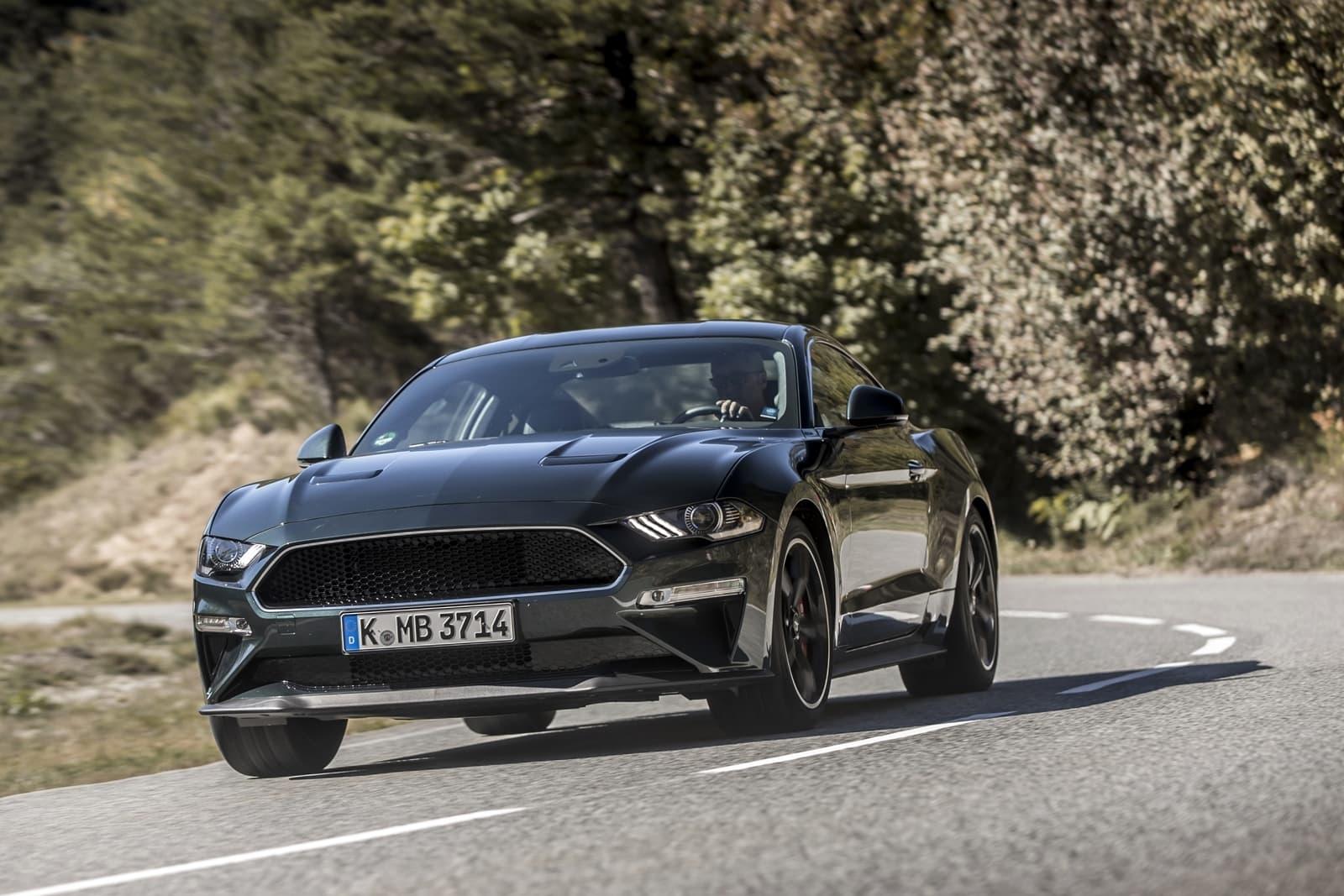 Ford Mustang Bullitt 2018 1018 055