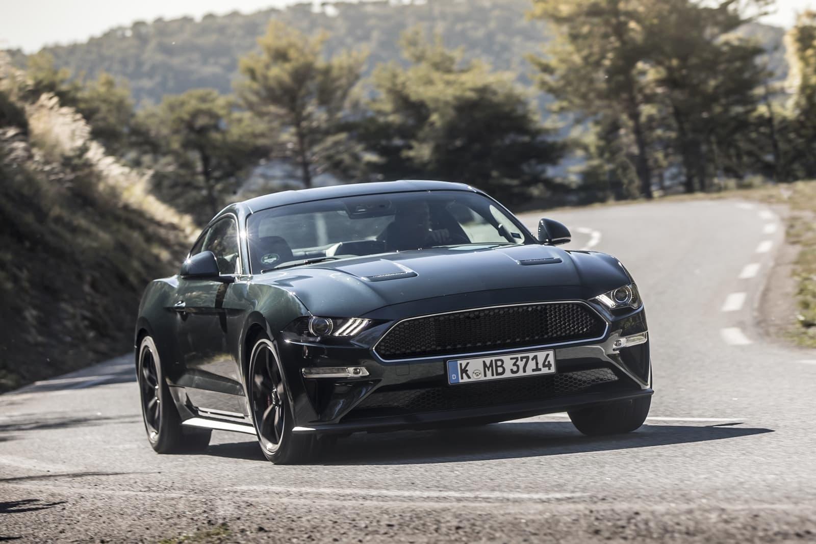 Ford Mustang Bullitt 2018 1018 058