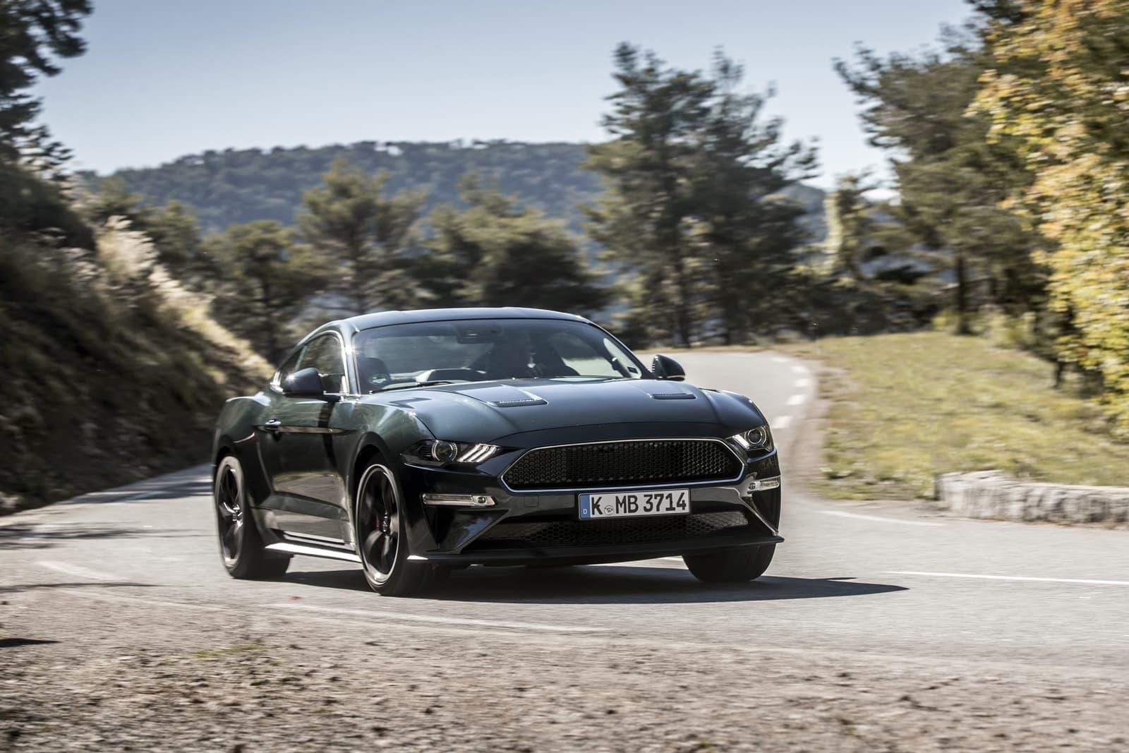 Ford Mustang Bullitt 2018 1018 059