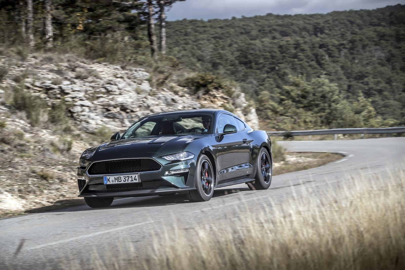 Ford Mustang Bullitt 2018 1018 060