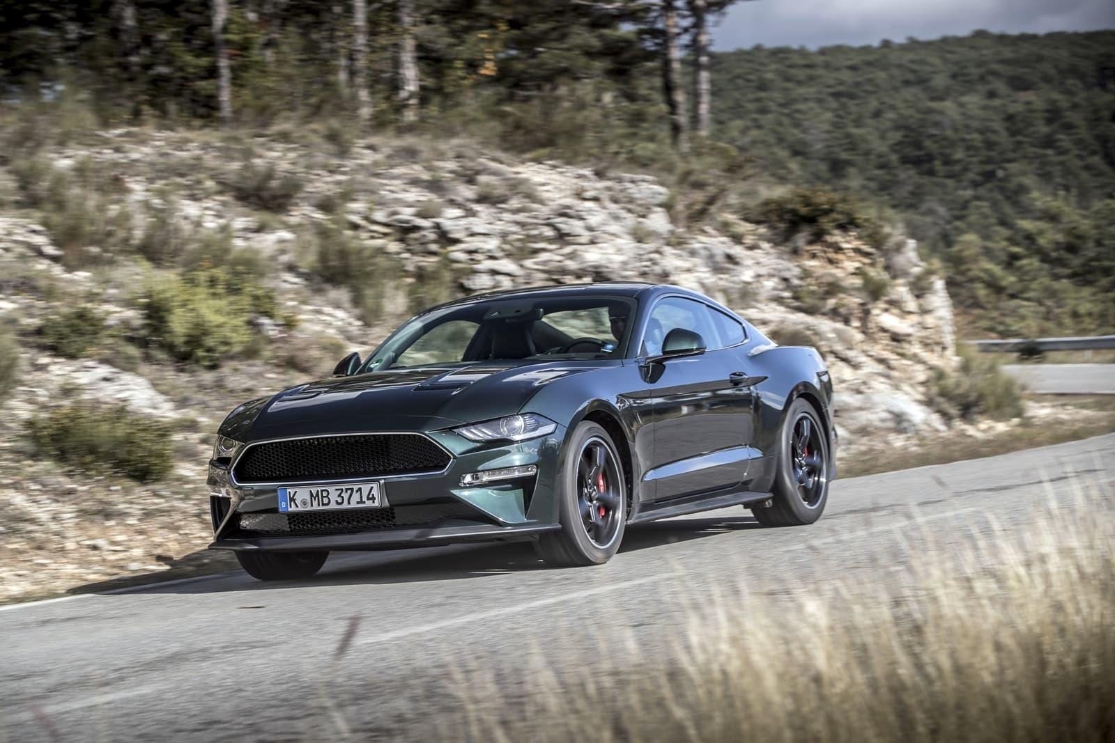 Ford Mustang Bullitt 2018 1018 061