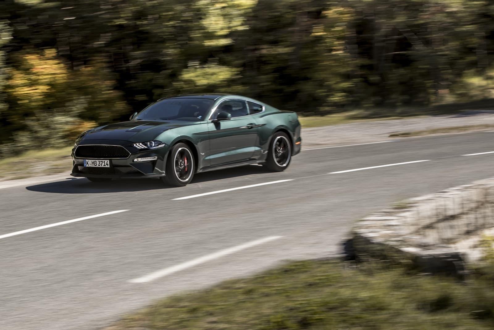 Ford Mustang Bullitt 2018 1018 063