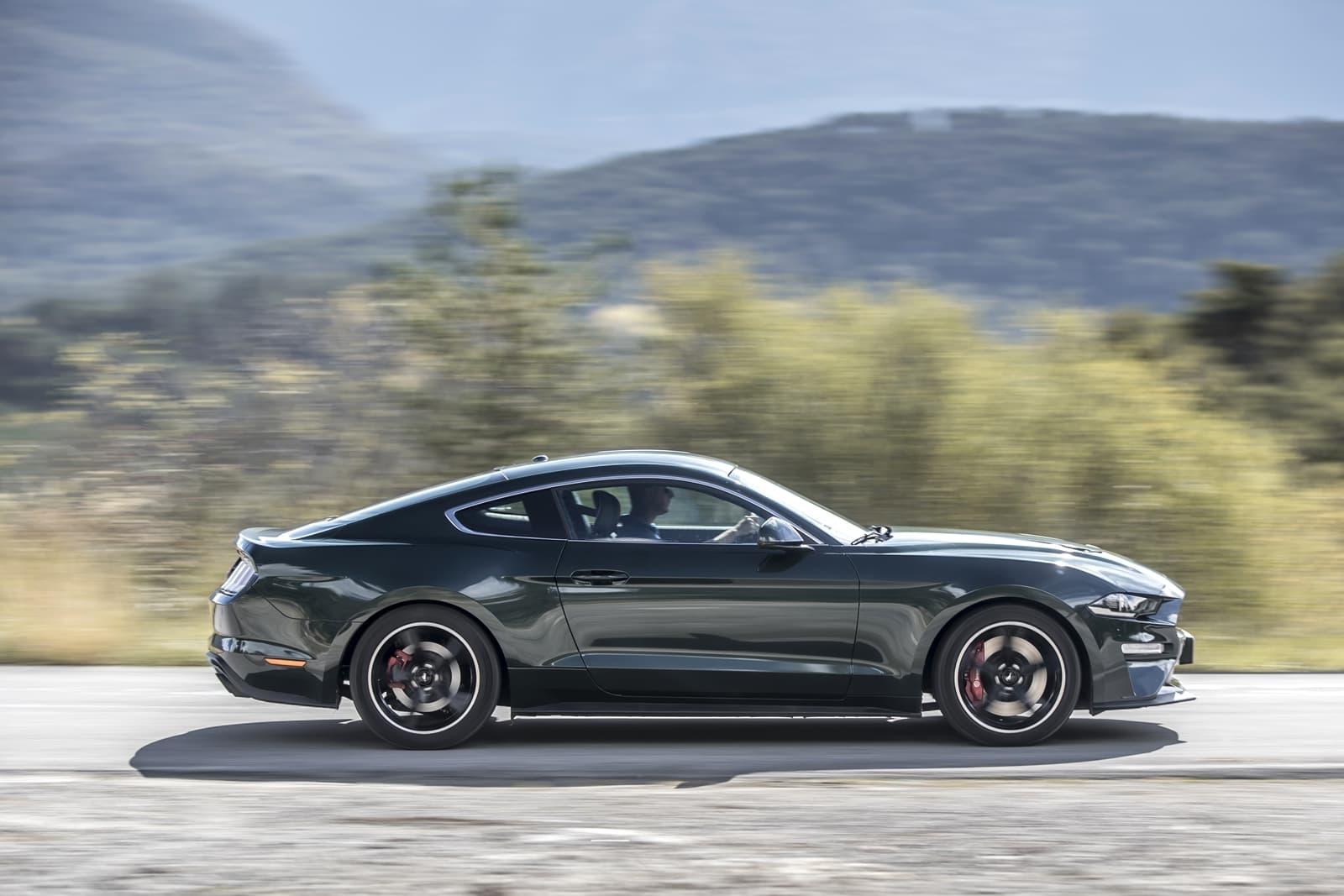 Ford Mustang Bullitt 2018 1018 065