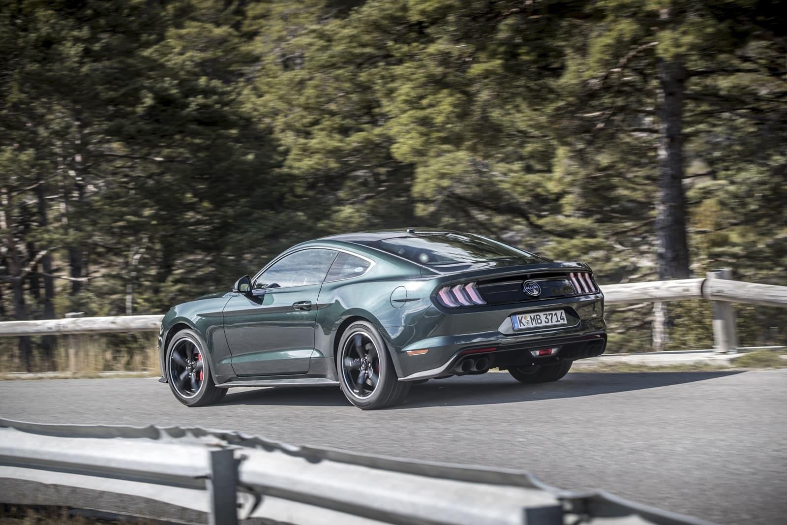 Ford Mustang Bullitt 2018 1018 070