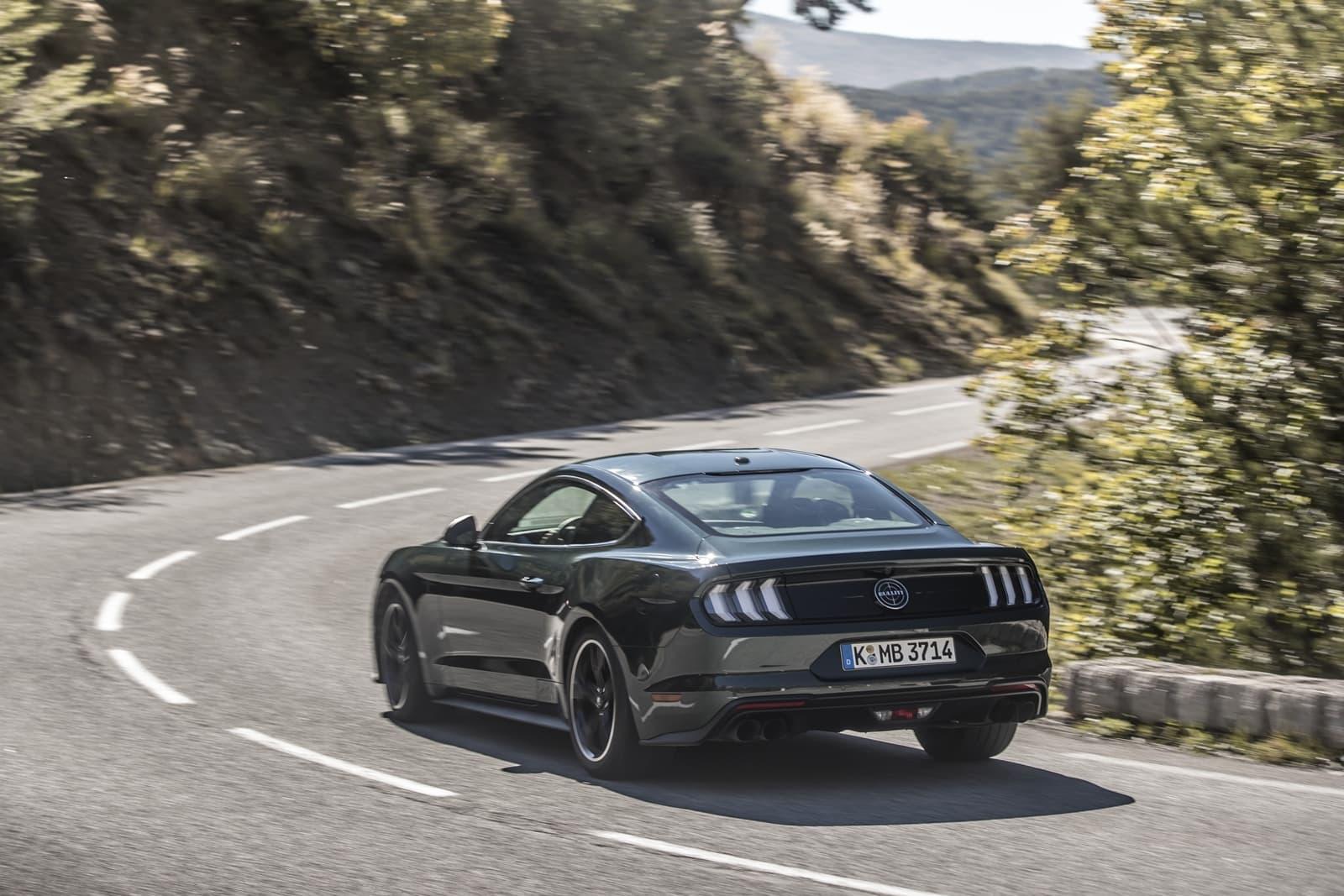 Ford Mustang Bullitt 2018 1018 072