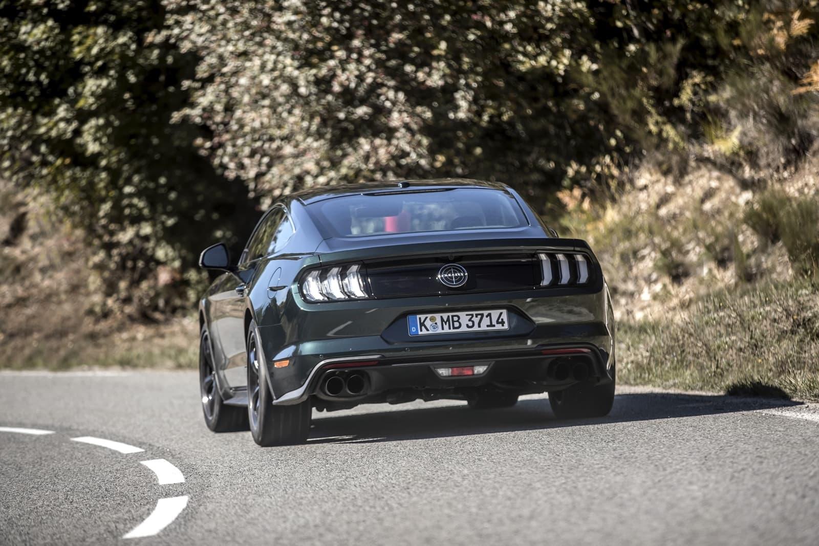 Ford Mustang Bullitt 2018 1018 074
