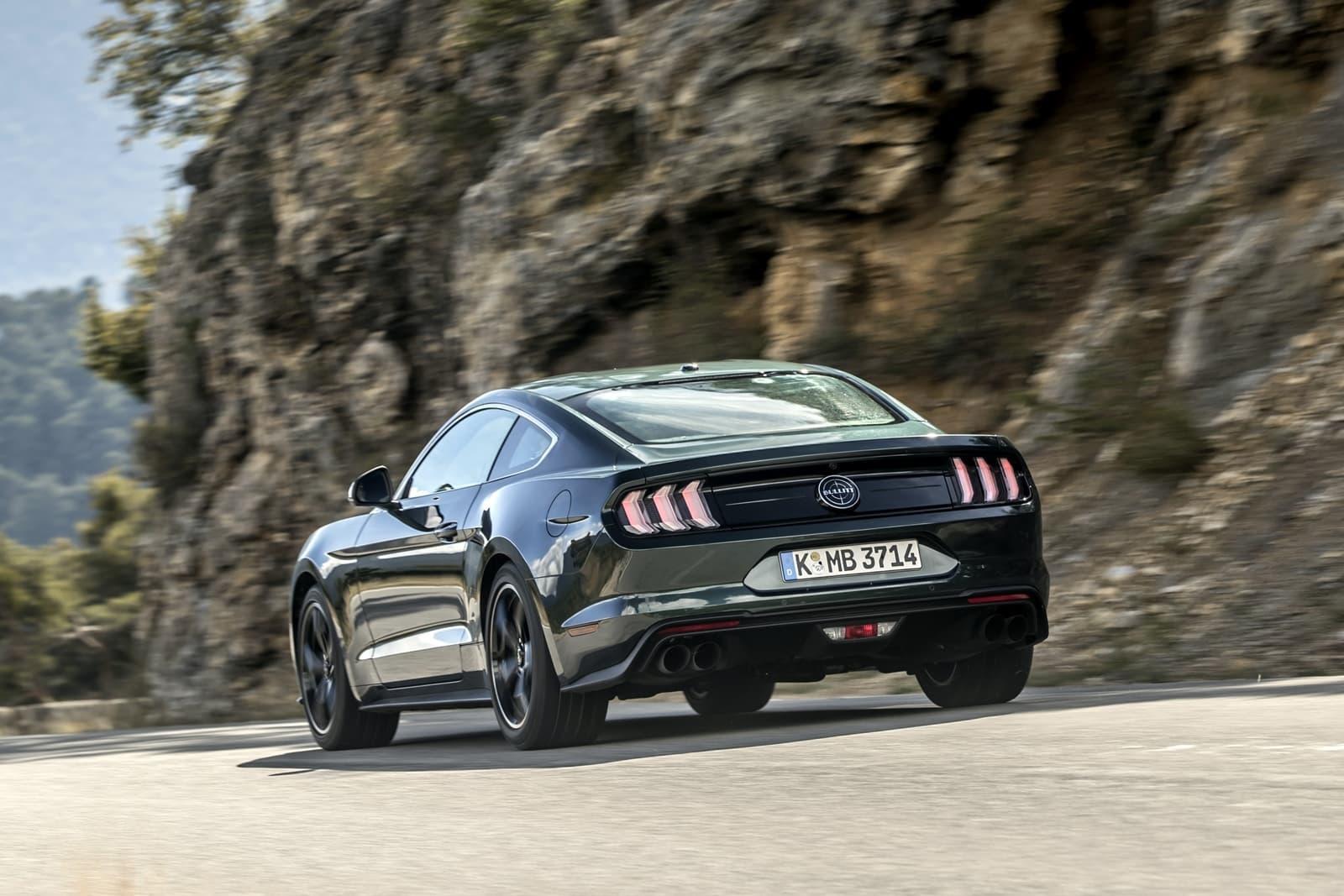 Ford Mustang Bullitt 2018 1018 075