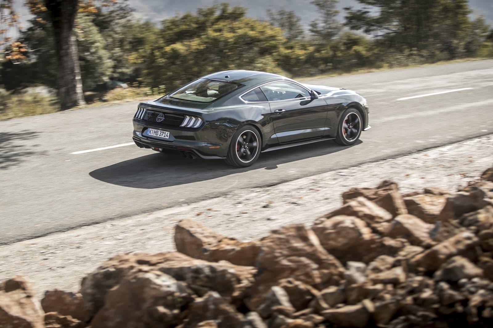 Ford Mustang Bullitt 2018 1018 080