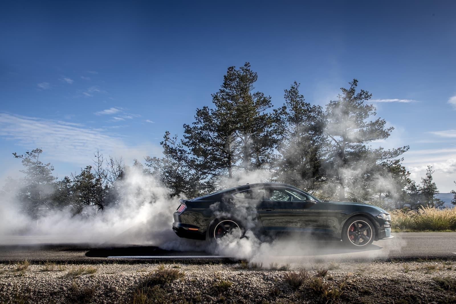 Ford Mustang Bullitt 2018 1018 083
