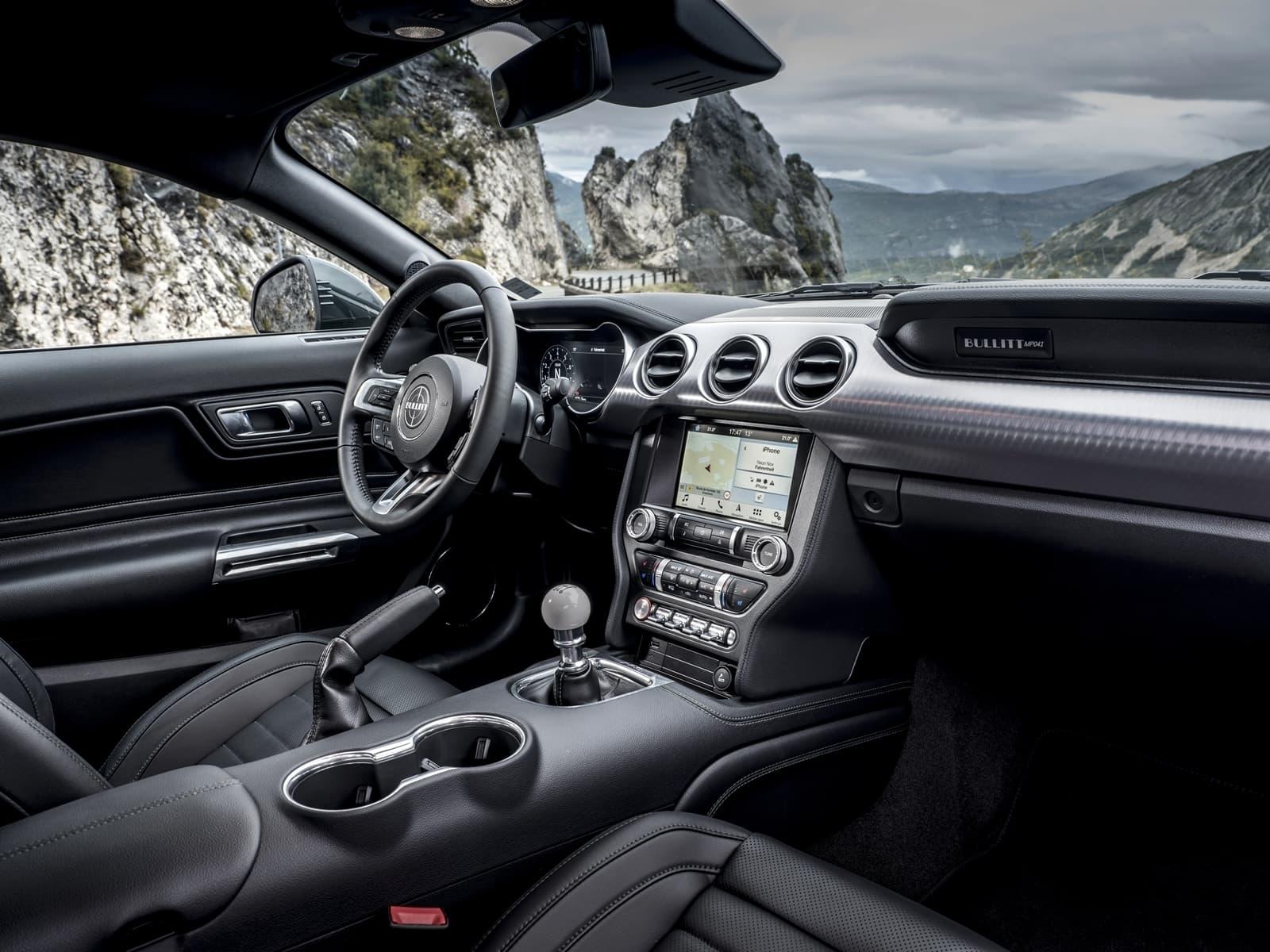 Ford Mustang Bullitt 2018 1018 084