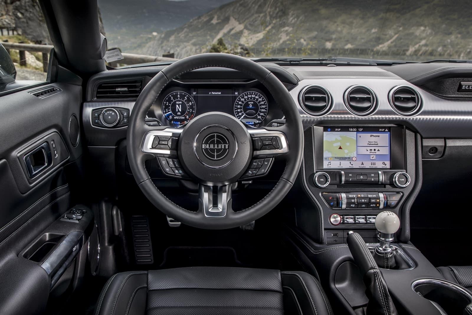 Ford Mustang Bullitt 2018 1018 085