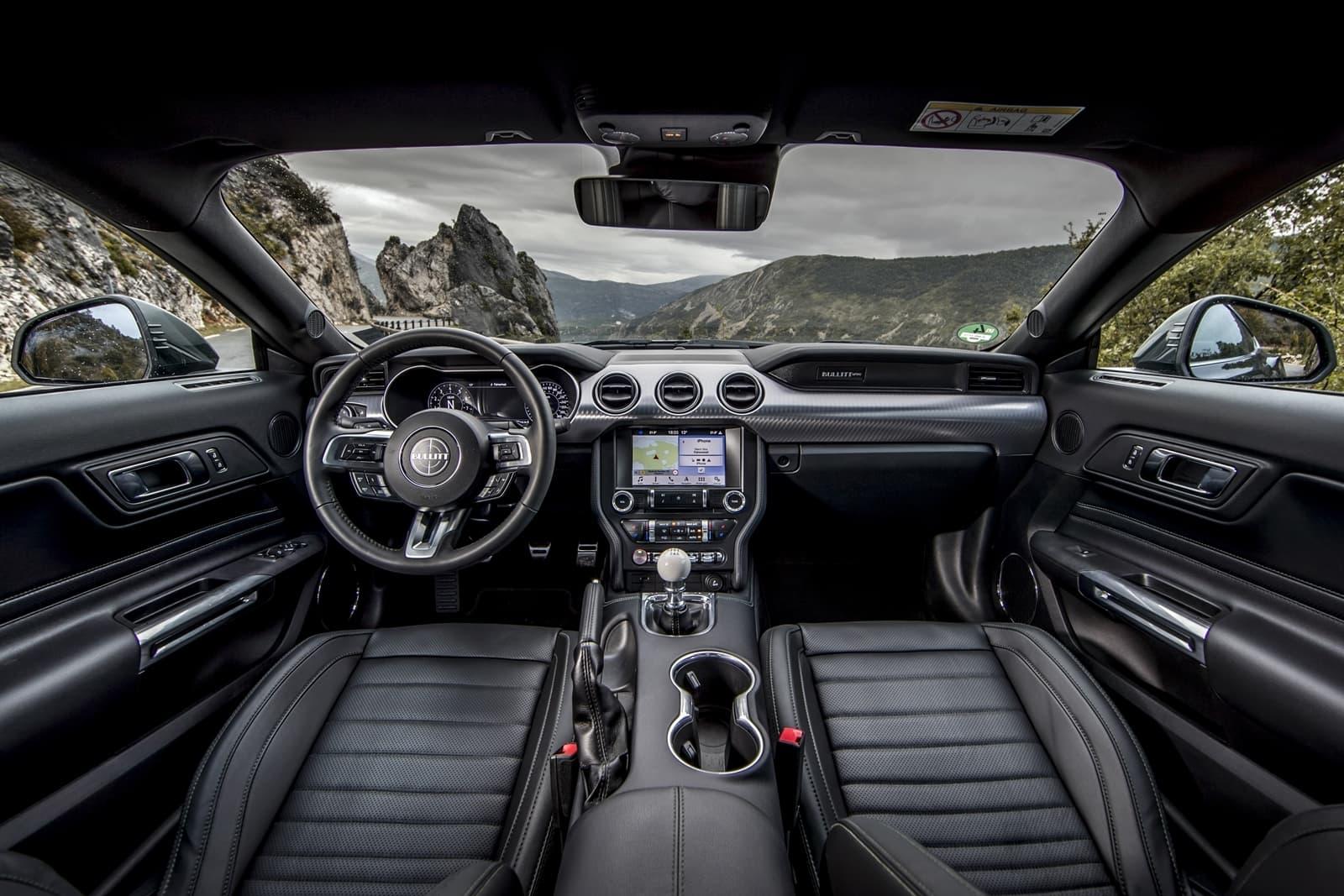 Ford Mustang Bullitt 2018 1018 086