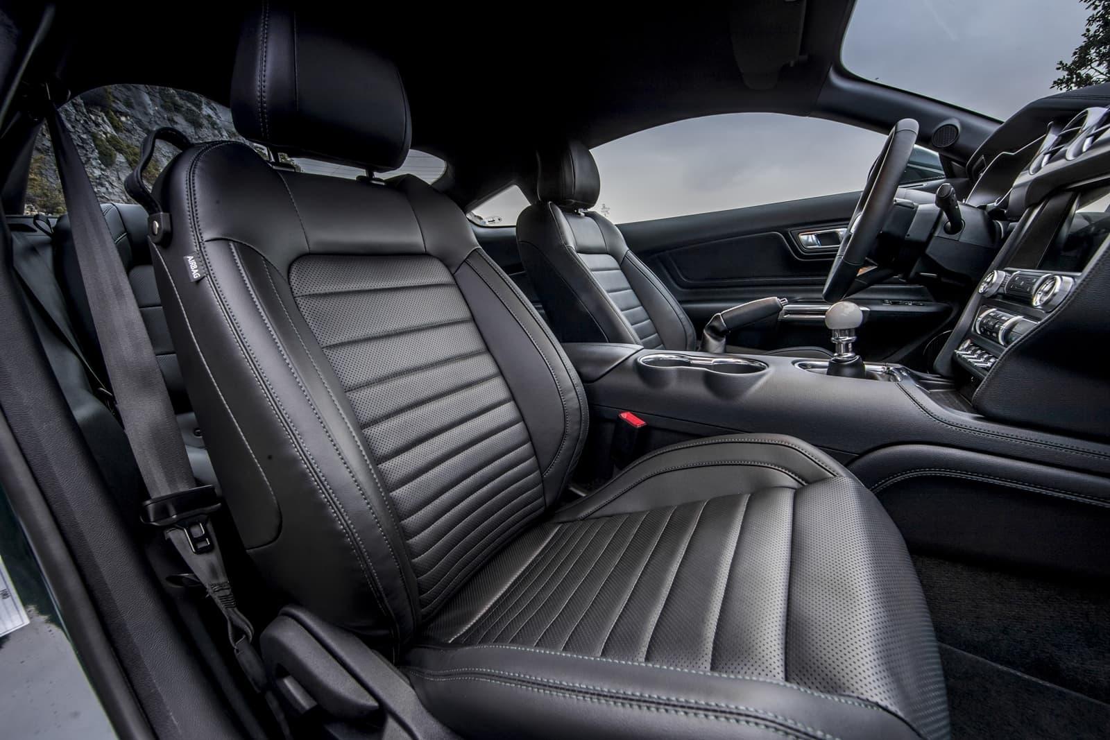 Ford Mustang Bullitt 2018 1018 087