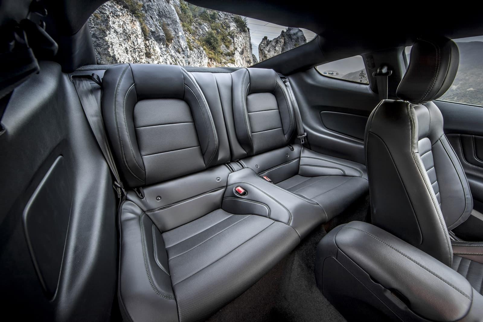 Ford Mustang Bullitt 2018 1018 088