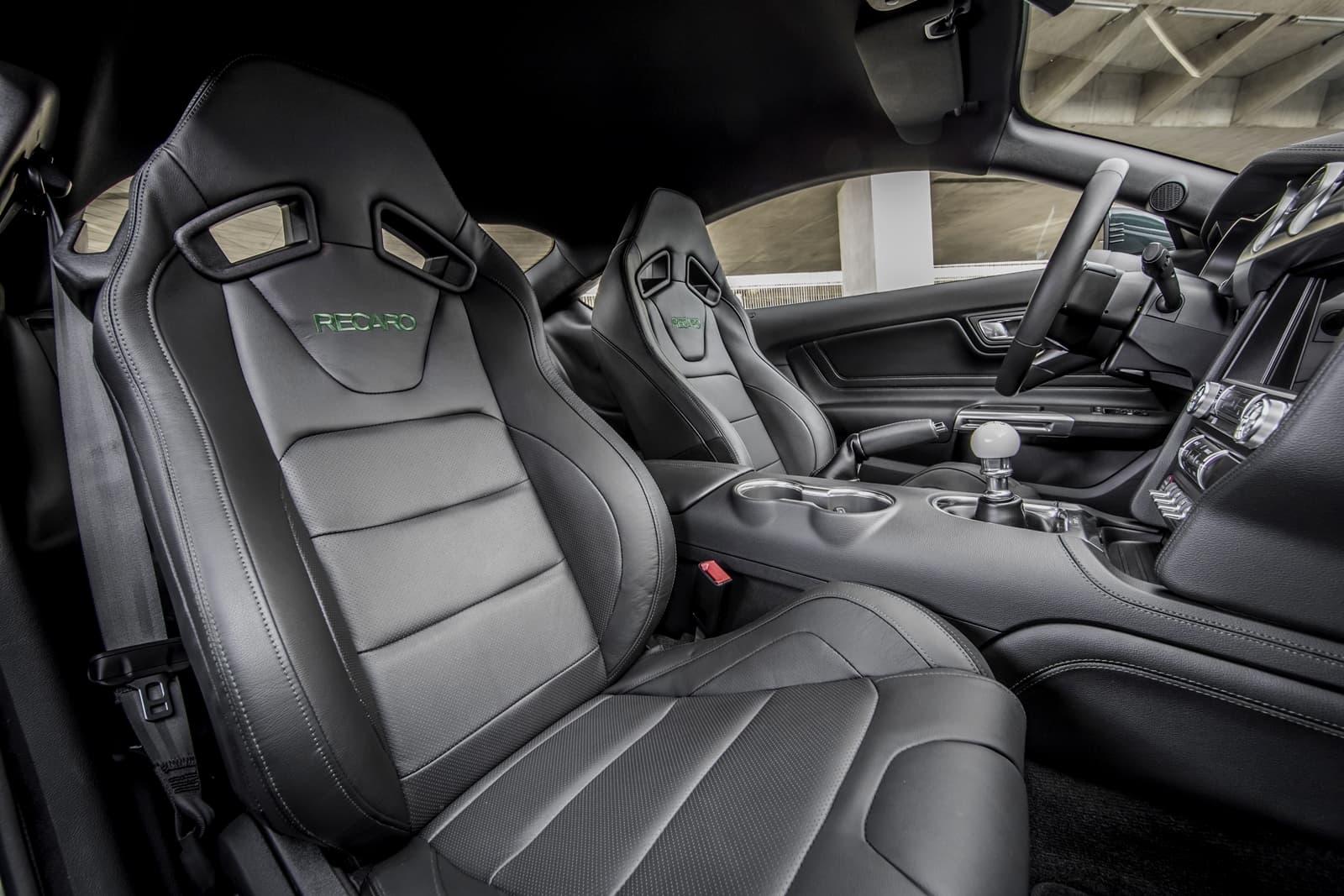 Ford Mustang Bullitt 2018 1018 089