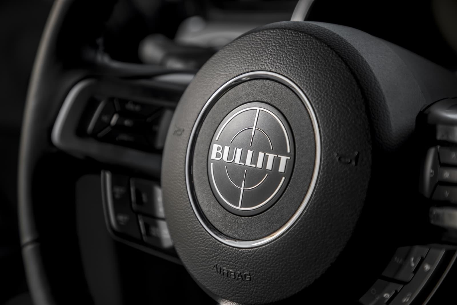Ford Mustang Bullitt 2018 1018 092