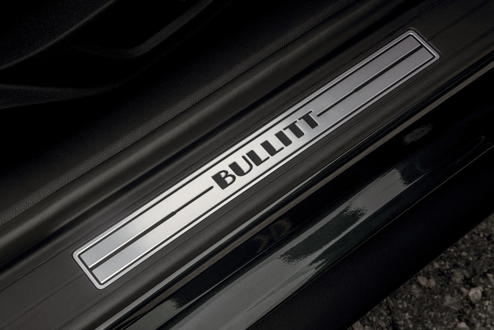 Ford Mustang Bullitt 2018 1018 093