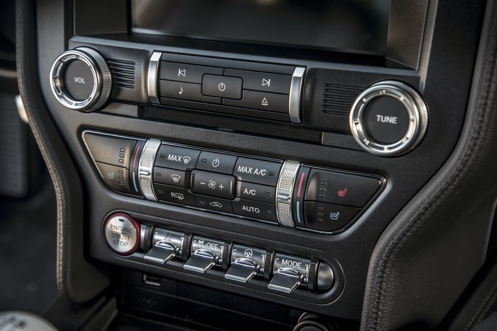 Ford Mustang Bullitt 2018 1018 096
