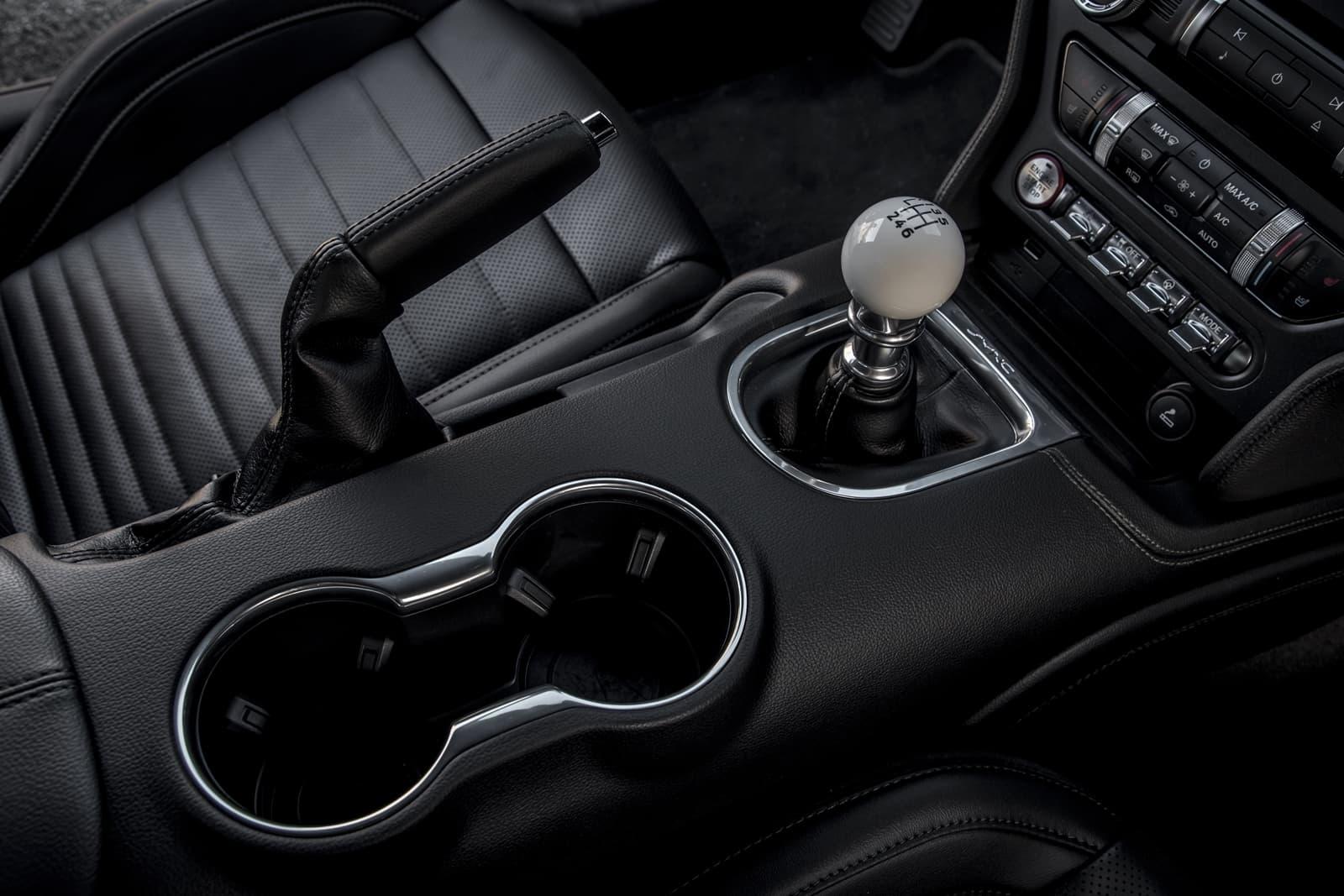 Ford Mustang Bullitt 2018 1018 098