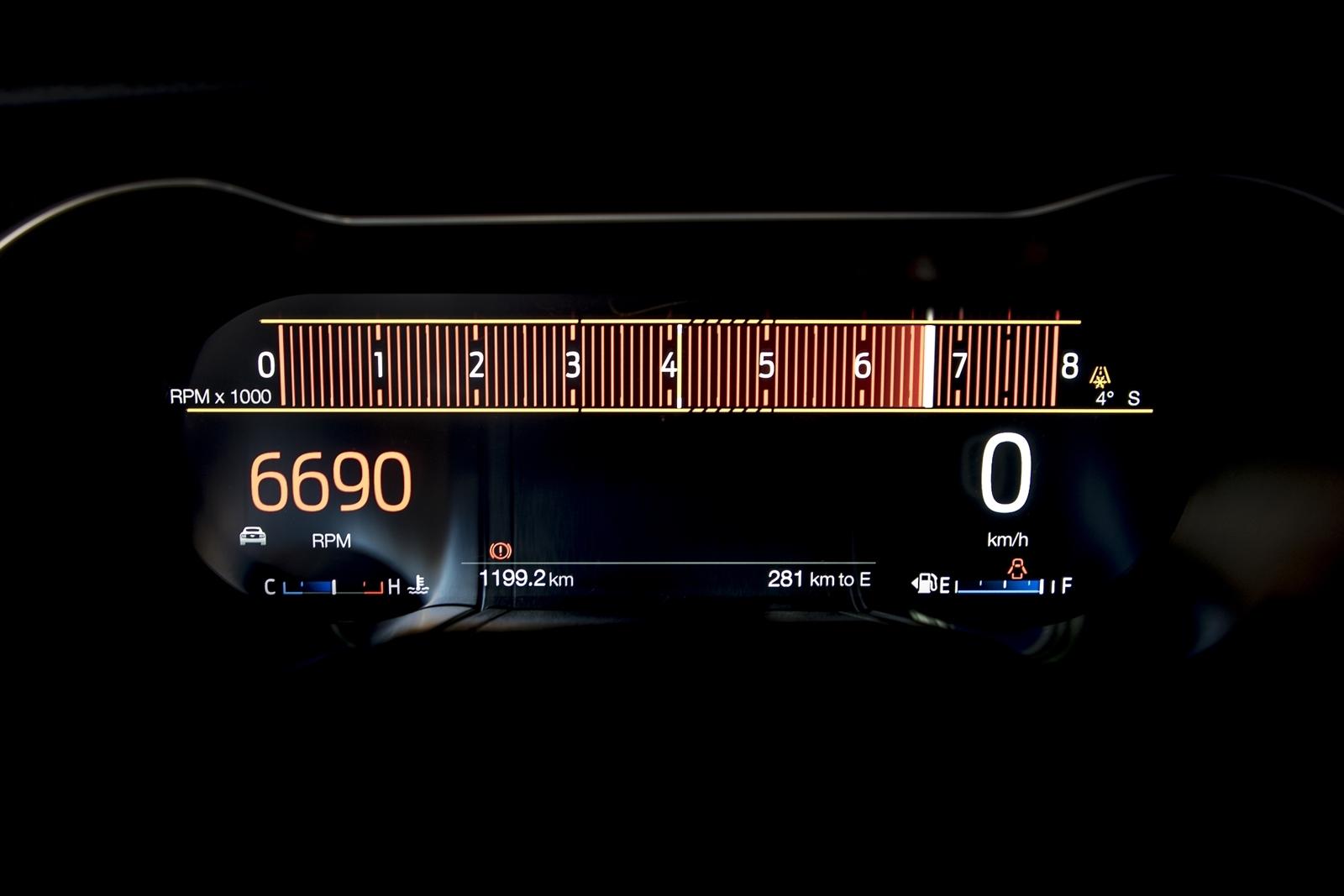 Ford Mustang Bullitt 2018 1018 104