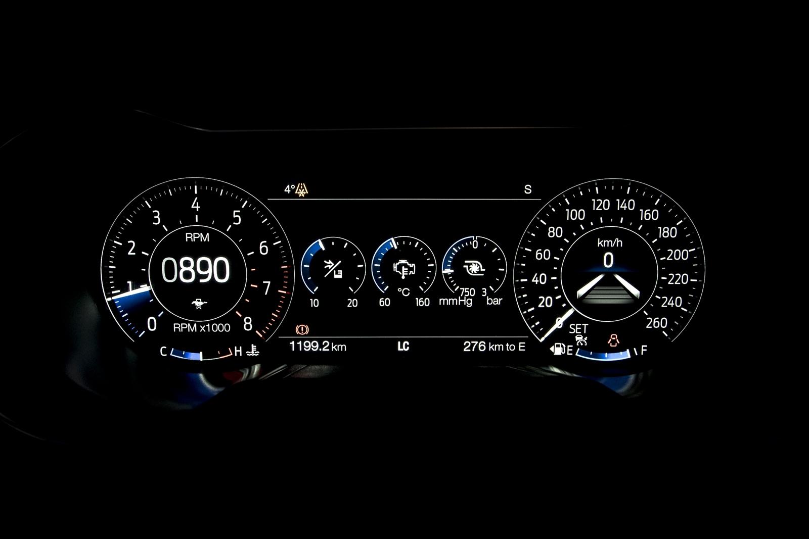 Ford Mustang Bullitt 2018 1018 108