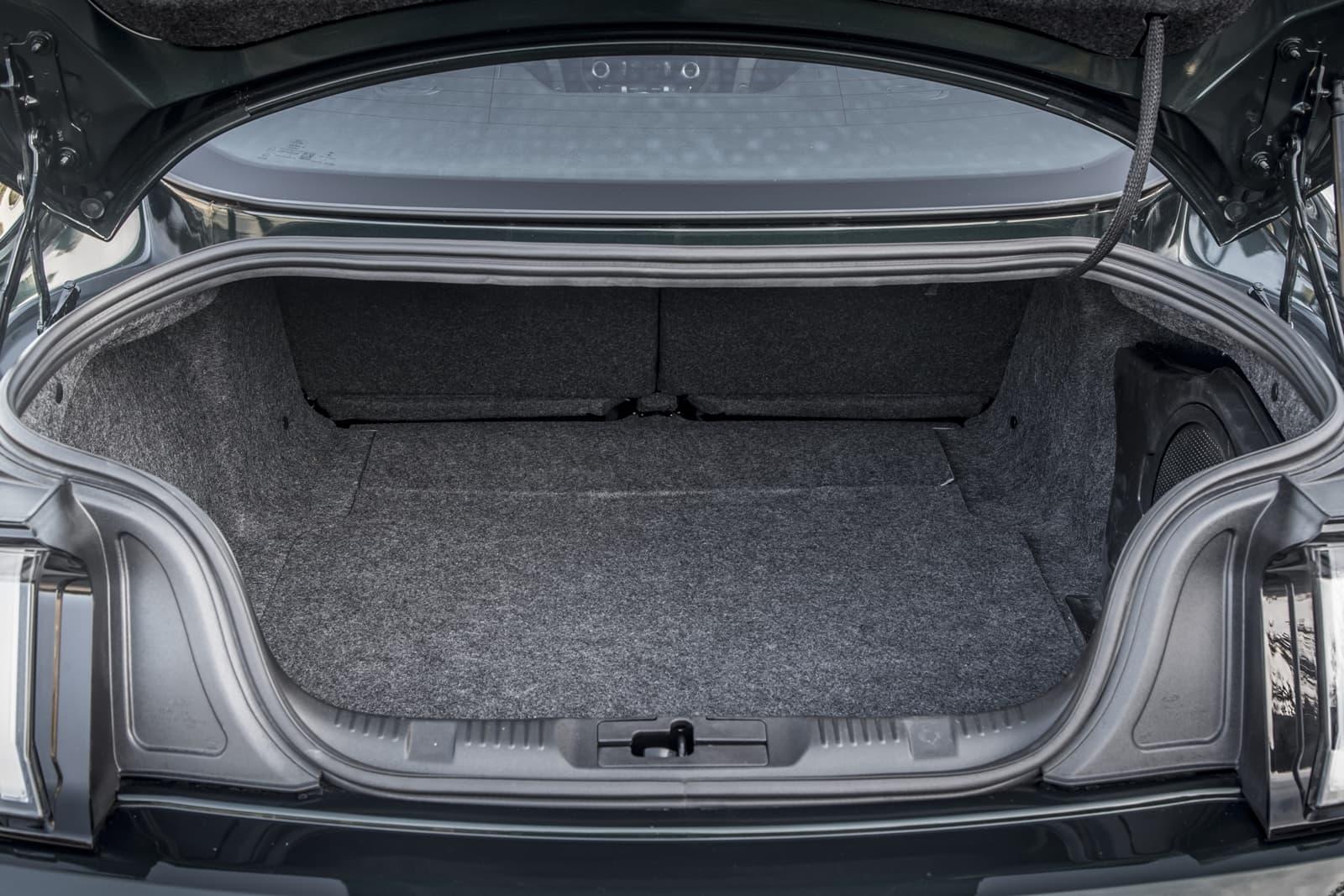 Ford Mustang Bullitt 2018 1018 109