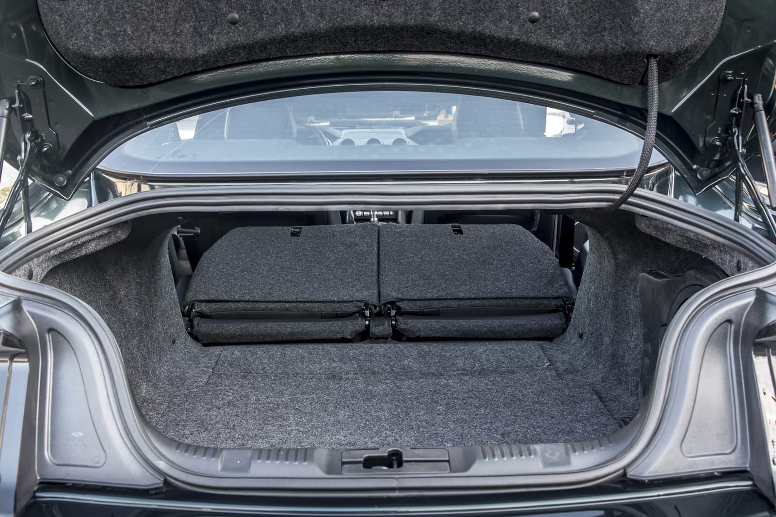 Ford Mustang Bullitt 2018 1018 110